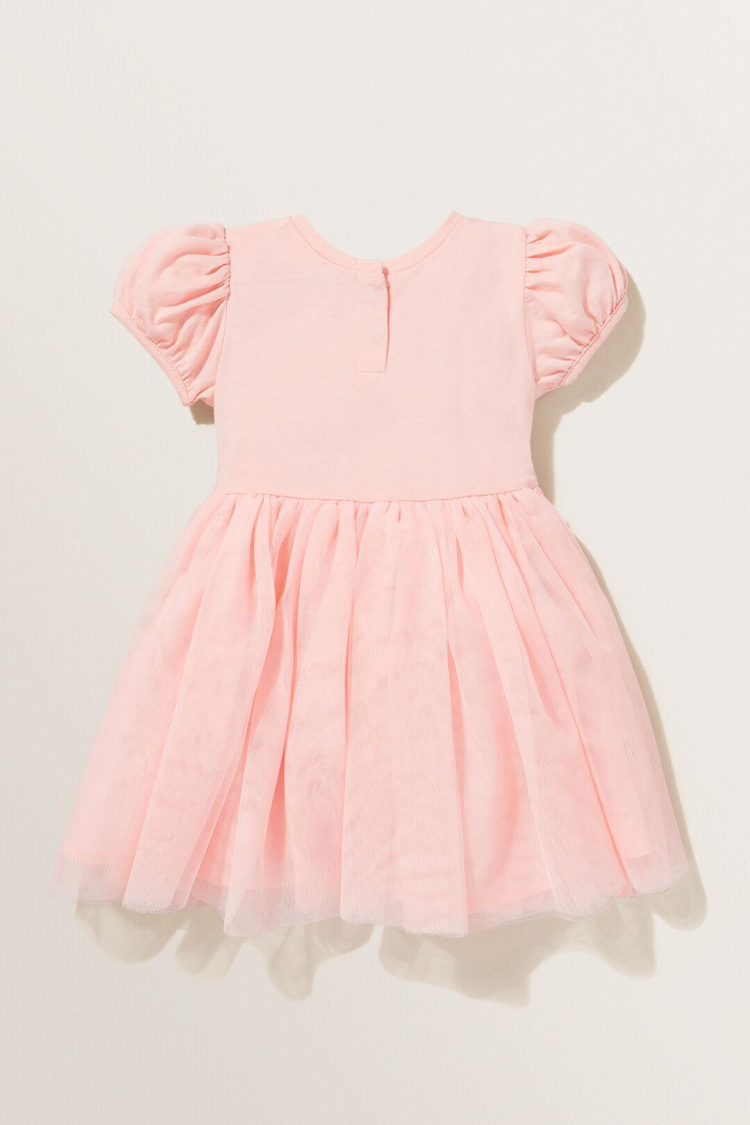 Mini Tutu Dress  DUSTY ROSE  hi-res