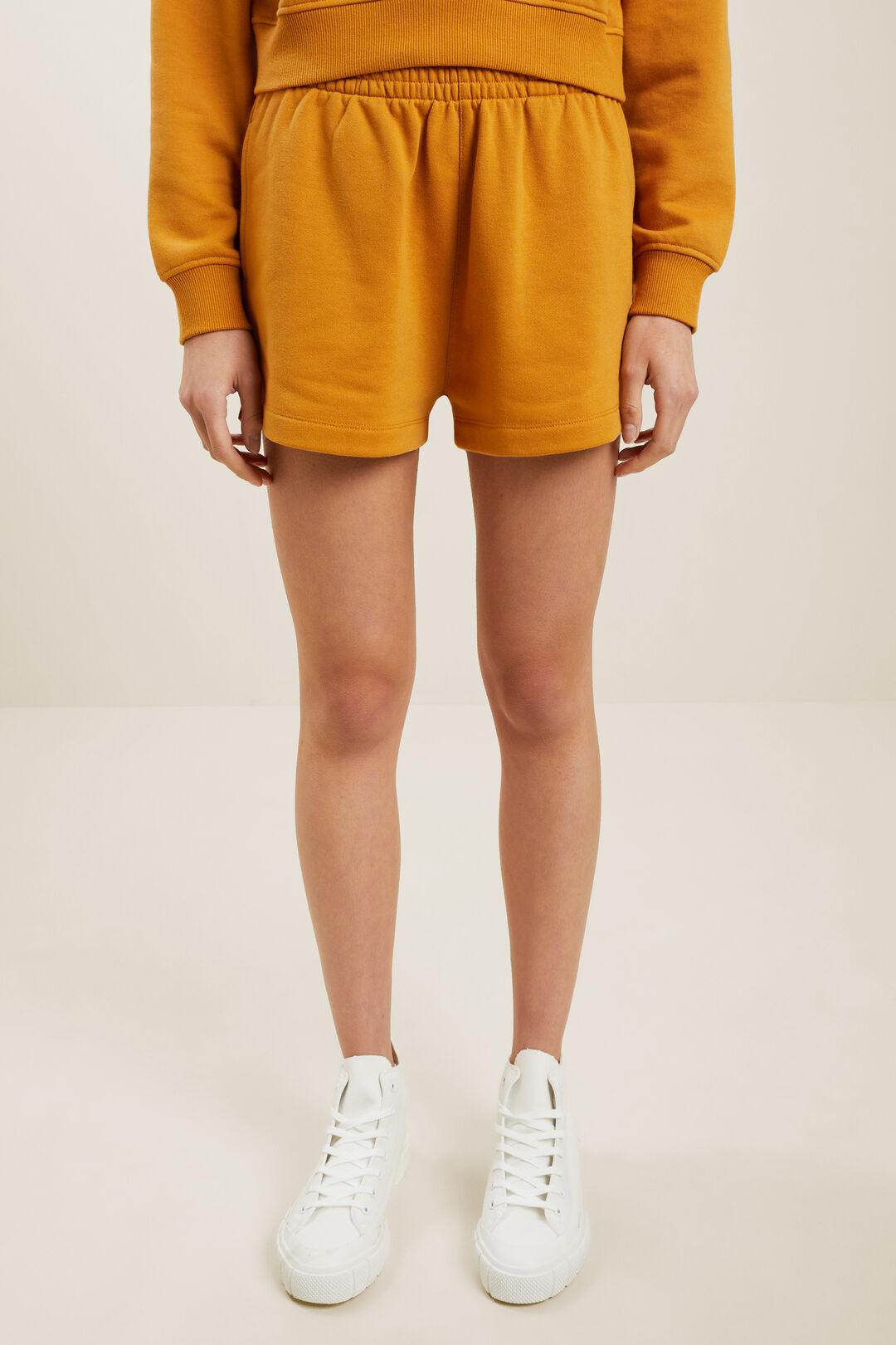 Sweat Shorts  MUSTARD GOLD  hi-res