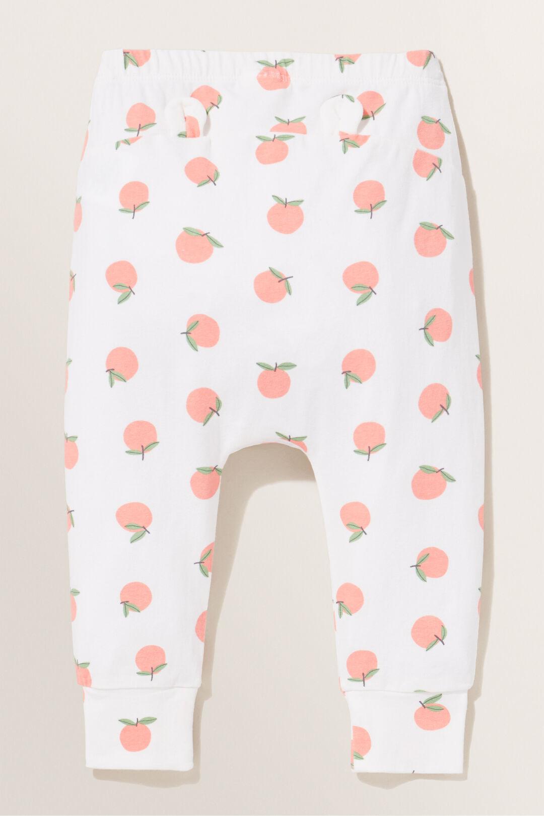 Peach Leggings  CANVAS  hi-res