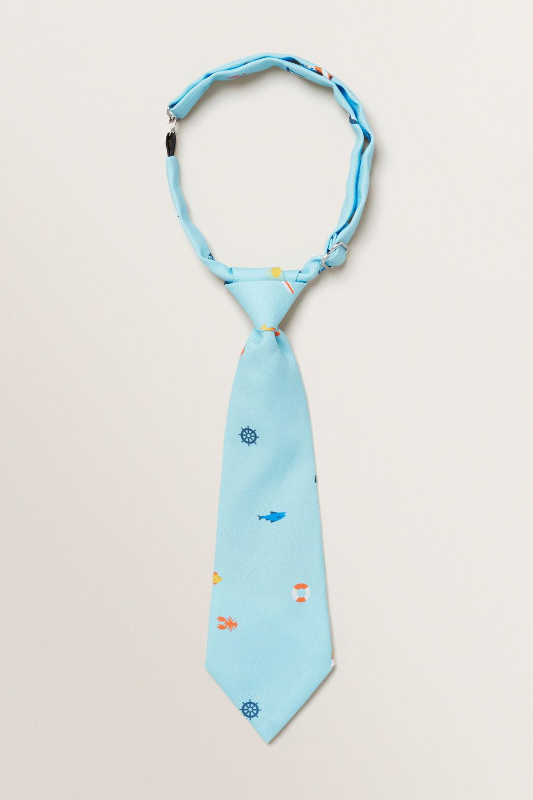 Summer Neck-Tie  MULTI  hi-res