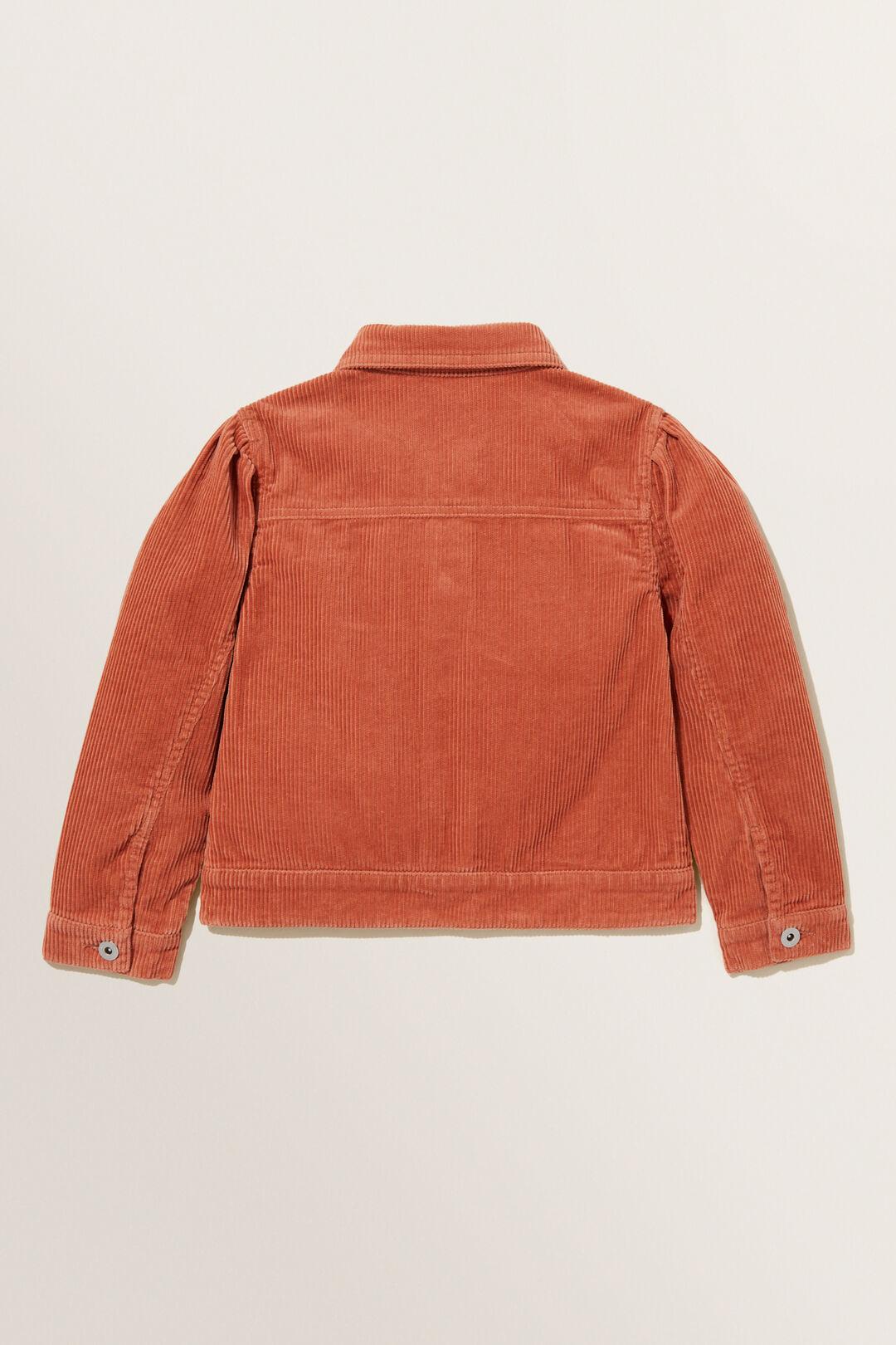 Corduroy Jacket  CLAY  hi-res
