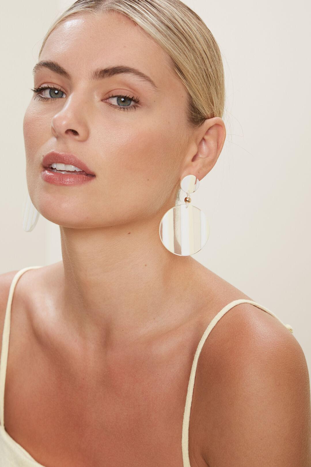 Disc Earring  LIMONCELLO  hi-res