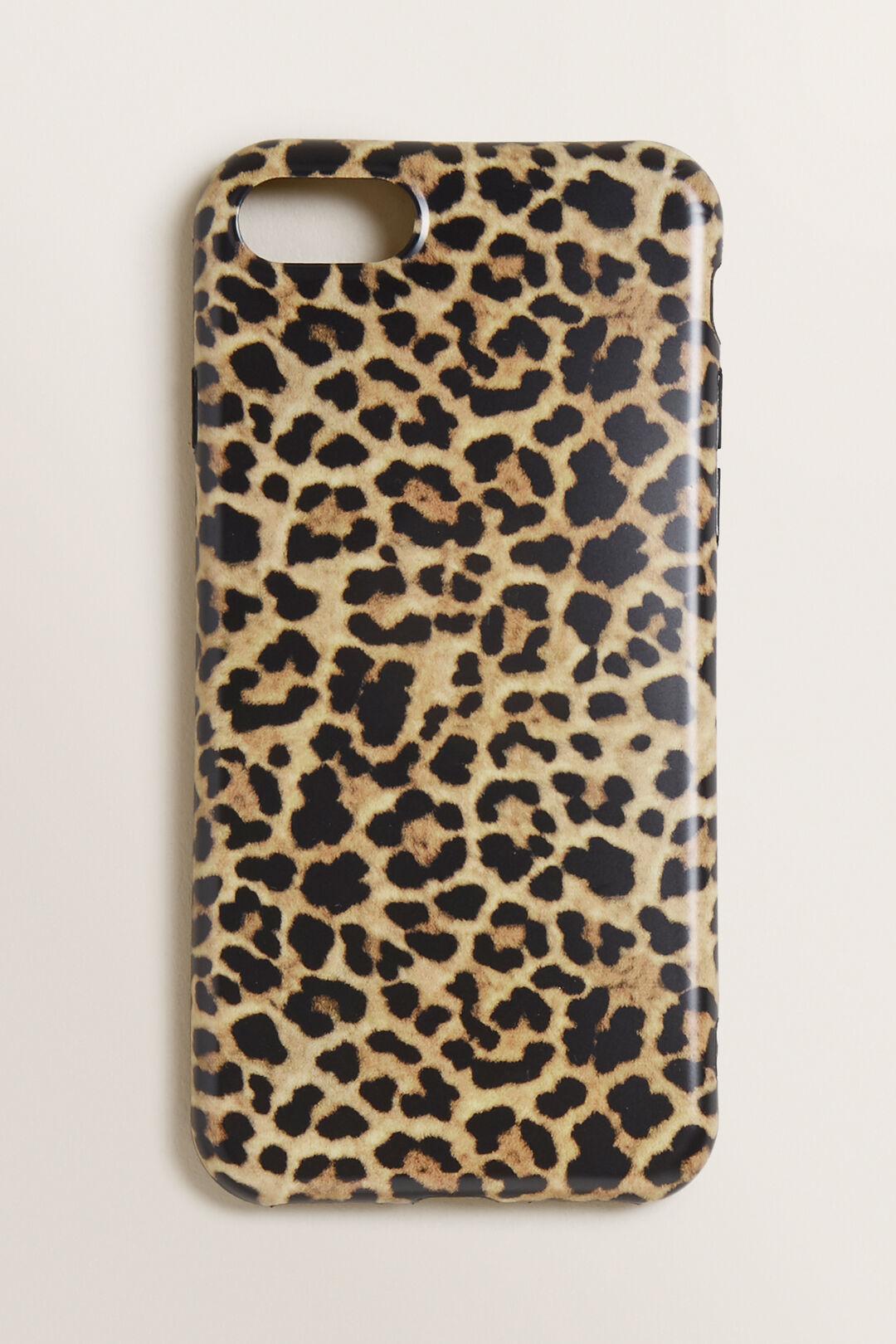 Printed Phone Case X/XS  LEOPARD  hi-res