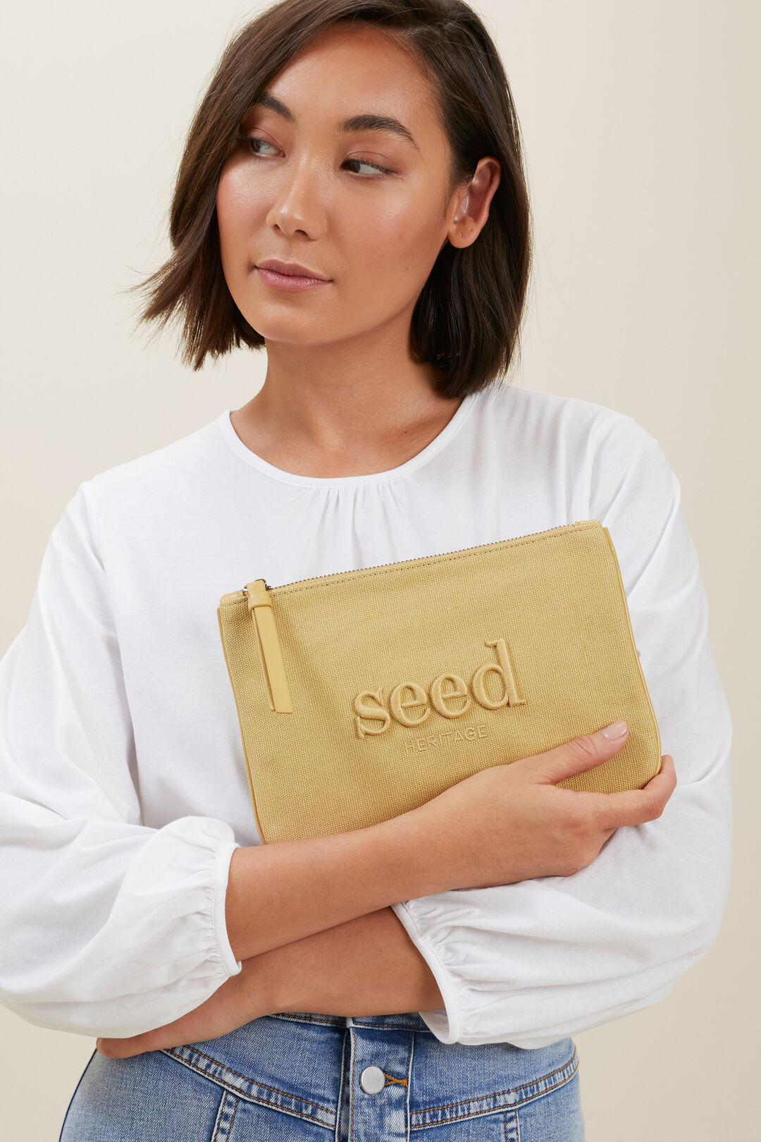Seed Pouch  FAWN  hi-res