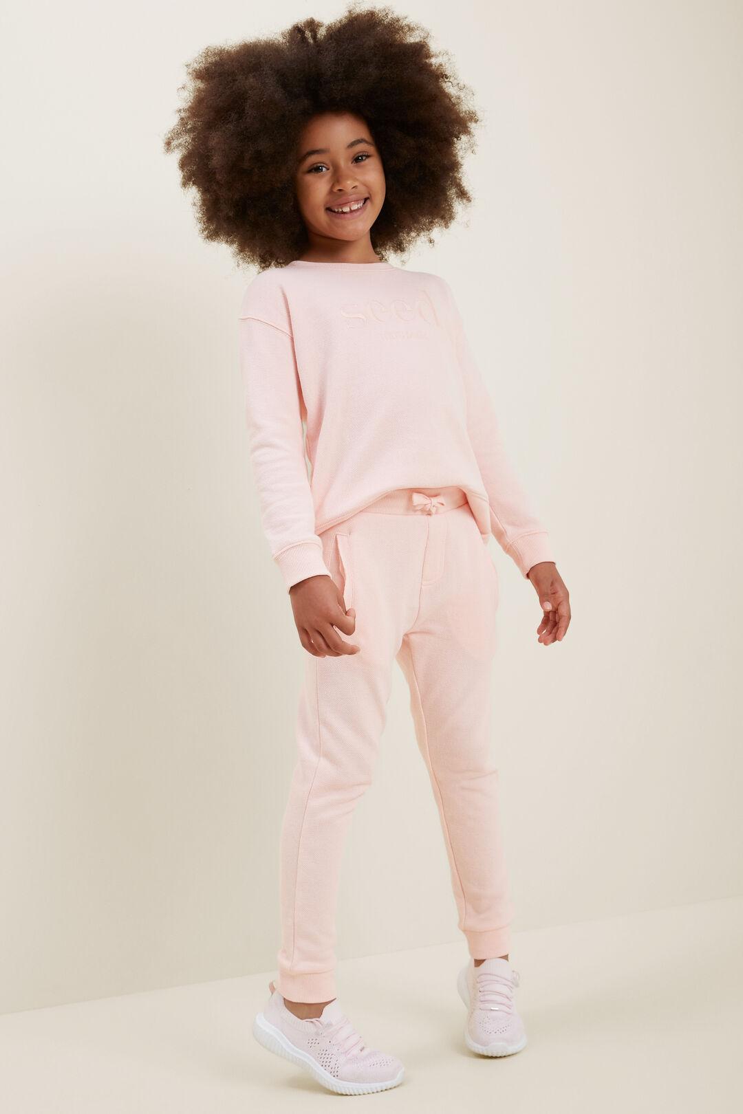 Essential Sweater  DUSTY ROSE  hi-res