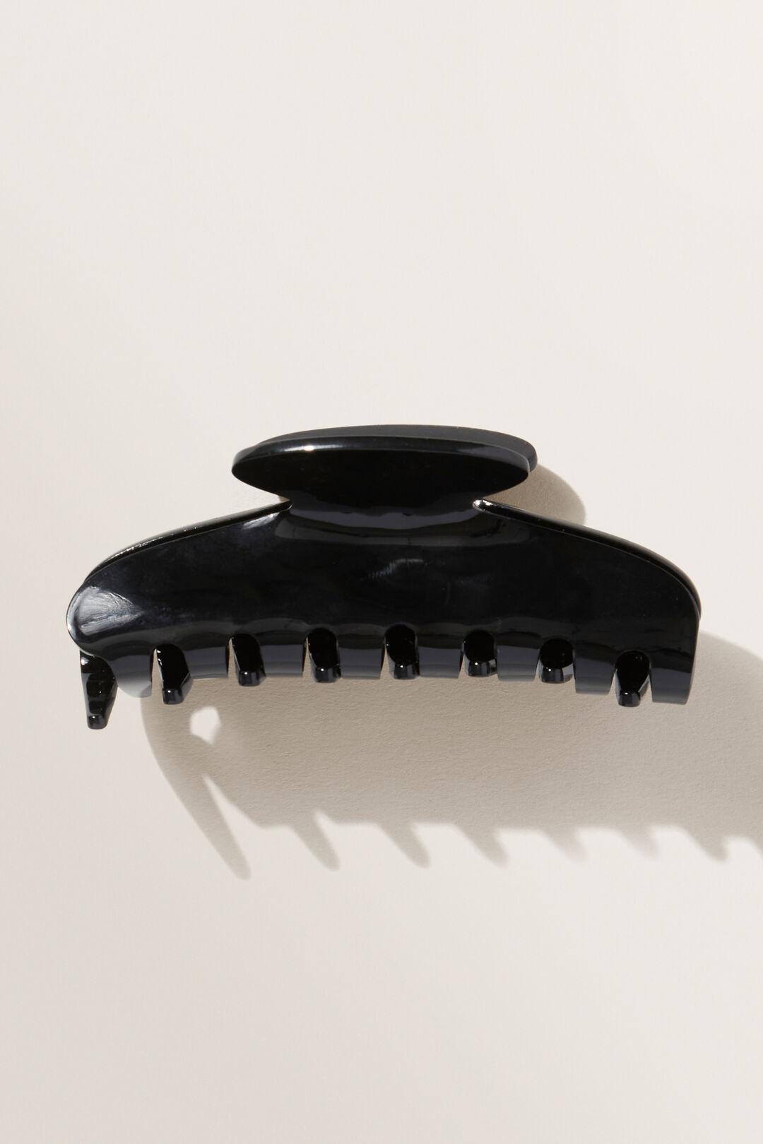 Large Clip  BLACK  hi-res