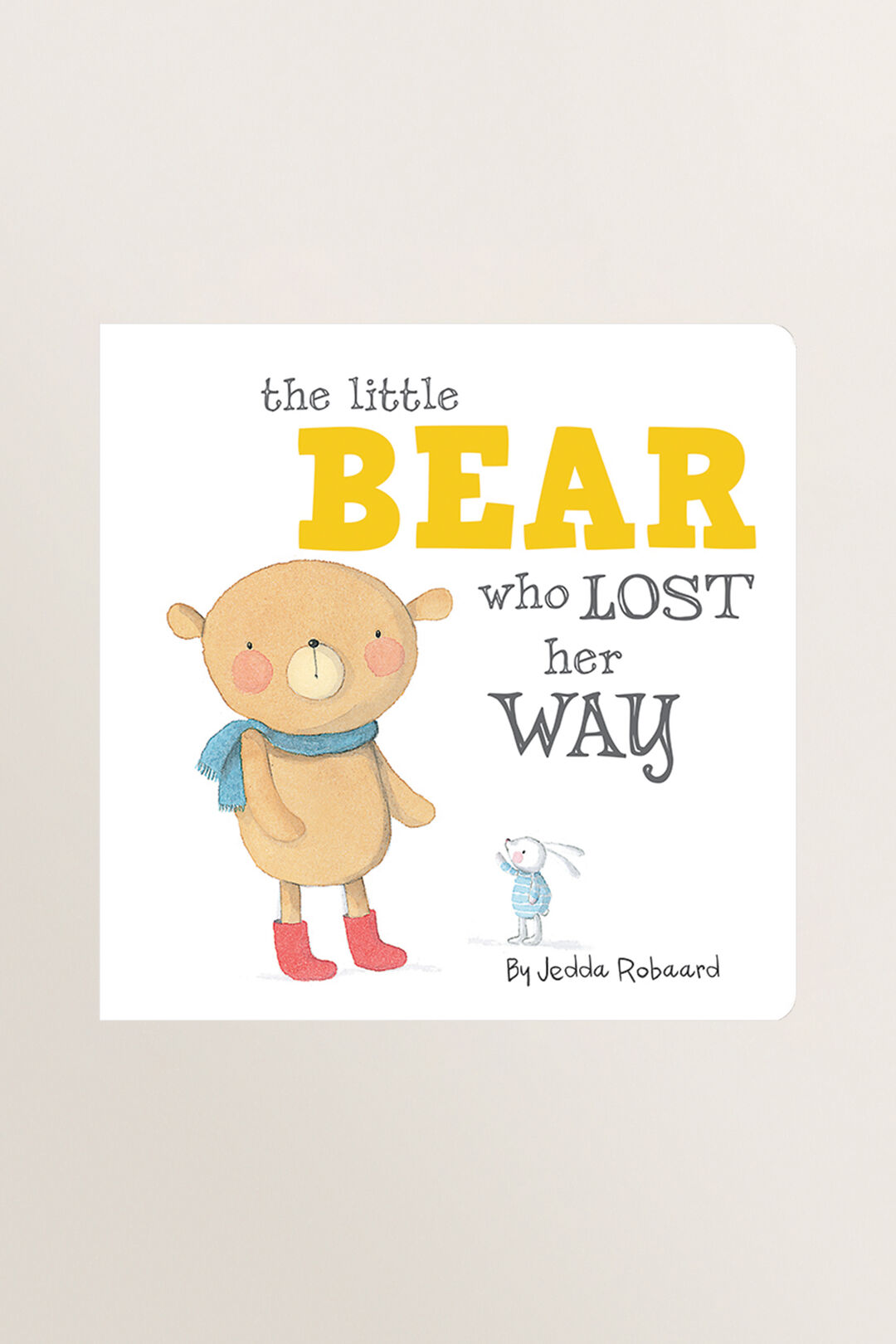The Little Bear Who Lost Her Way Book  MULTI  hi-res