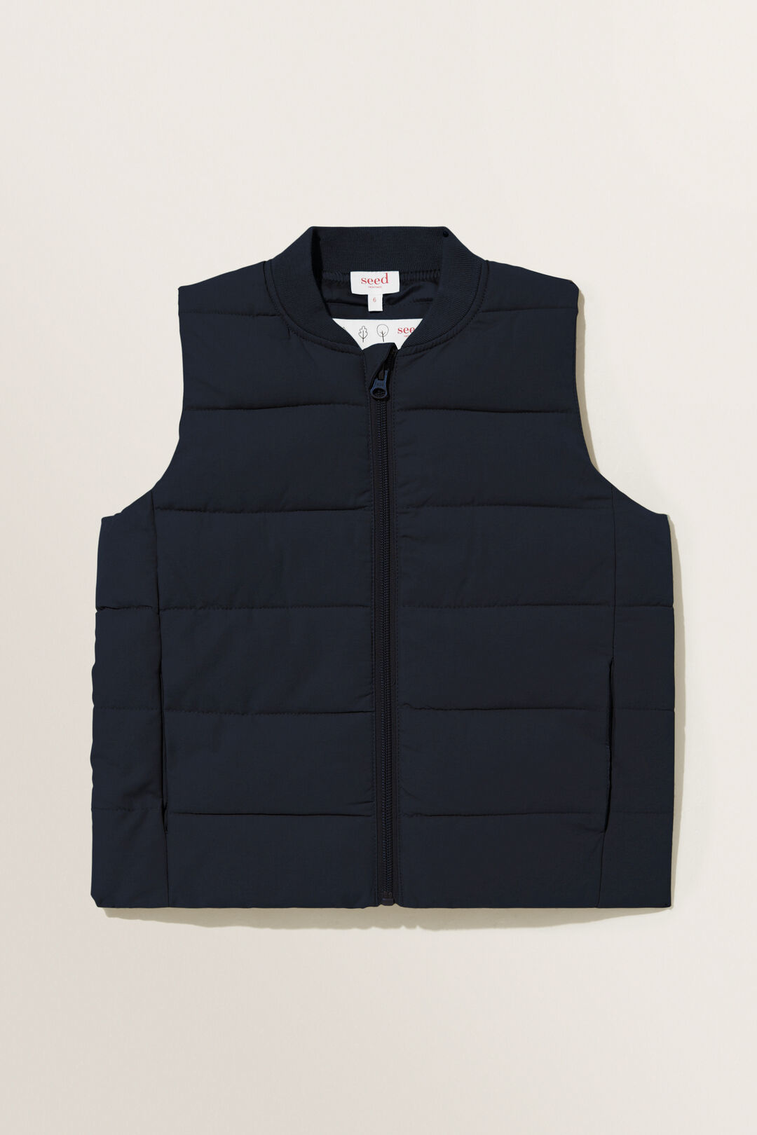 Classic Vest  MIDNIGHT BLUE  hi-res