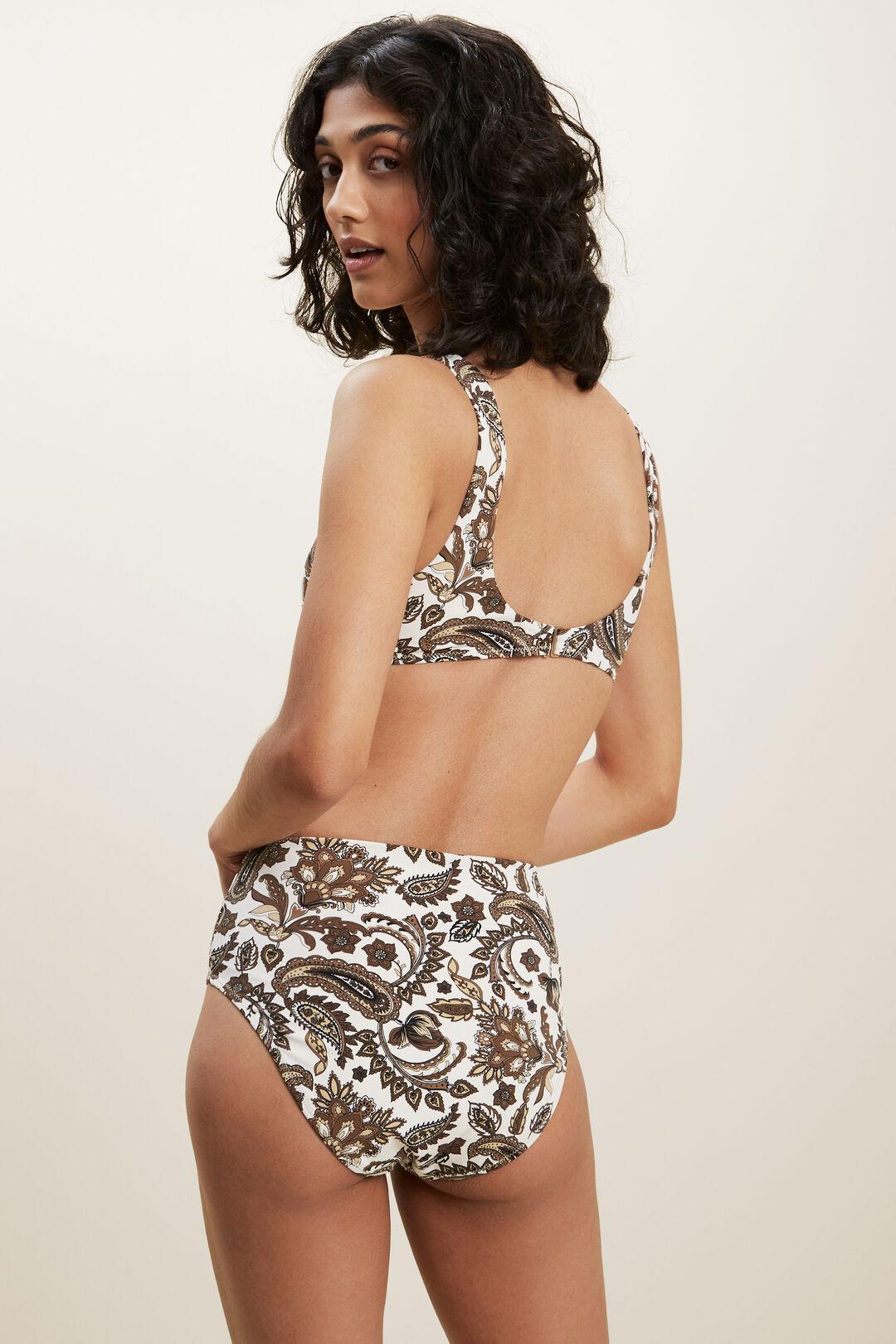 Paisley Bikini  RETRO PAISLEY  hi-res