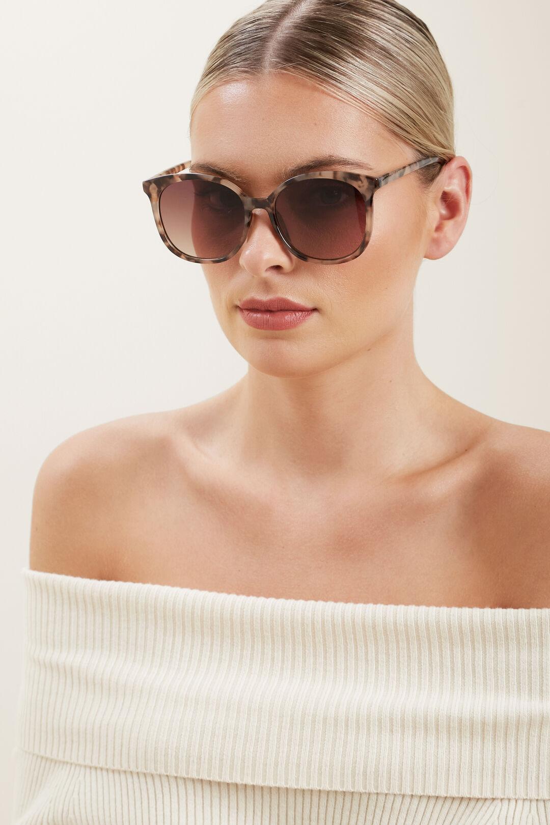 Sara Classic Sunglasses  MILKY TORT  hi-res