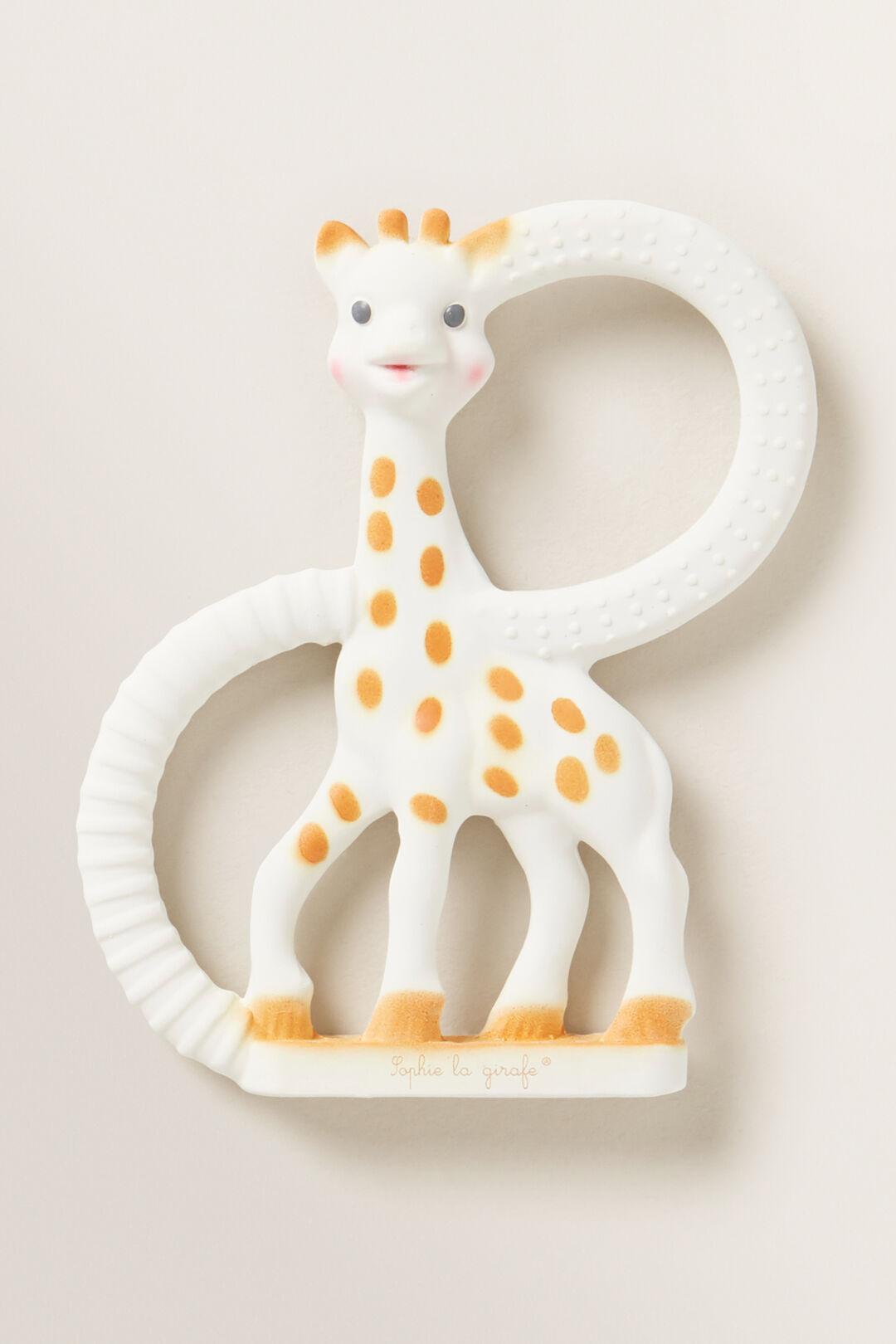 Sophie The Giraffe Teething Rings  MULTI  hi-res