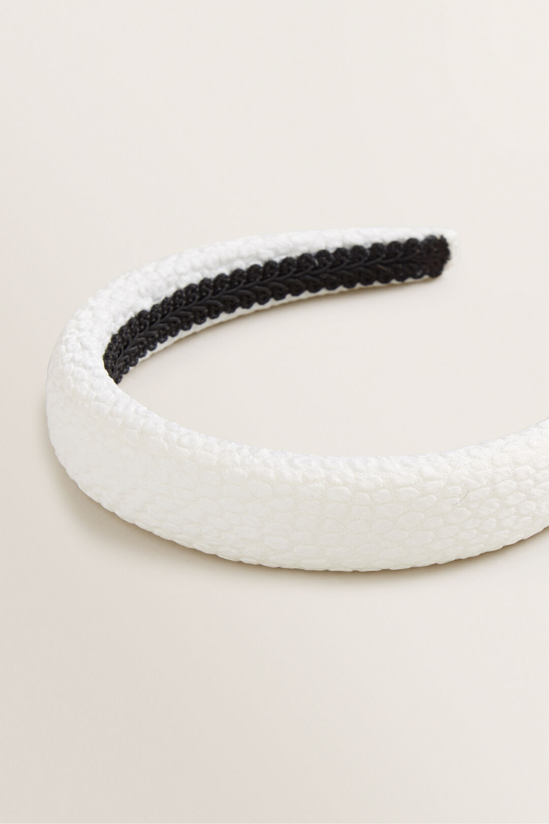 Classic Headband  WHITE  hi-res