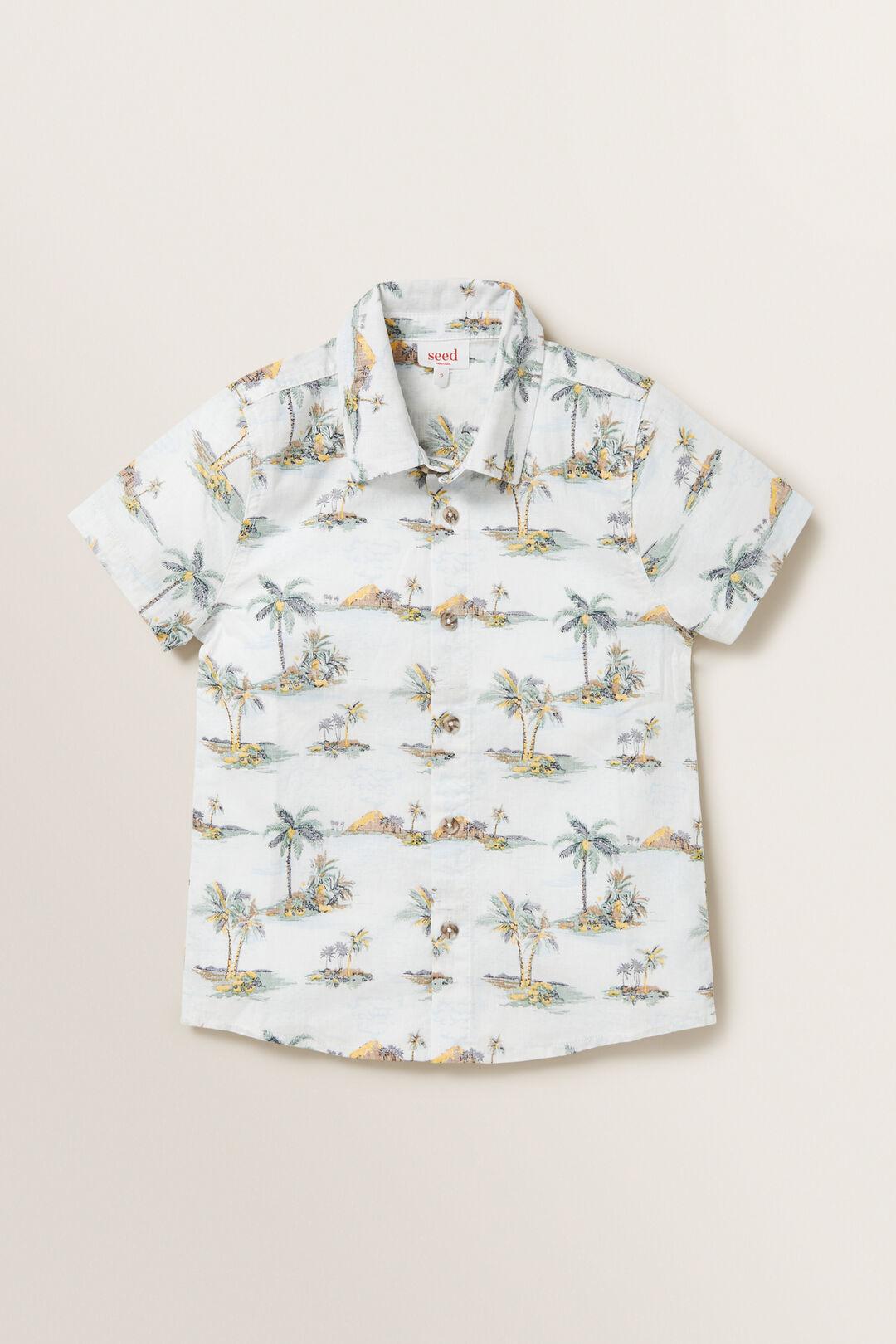 Hawaii Shirt  VINTAGE WHITE  hi-res