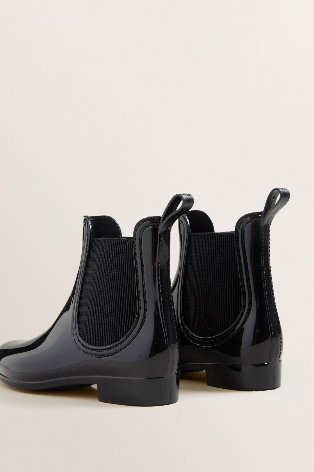 Jelly Boot  BLACK  hi-res