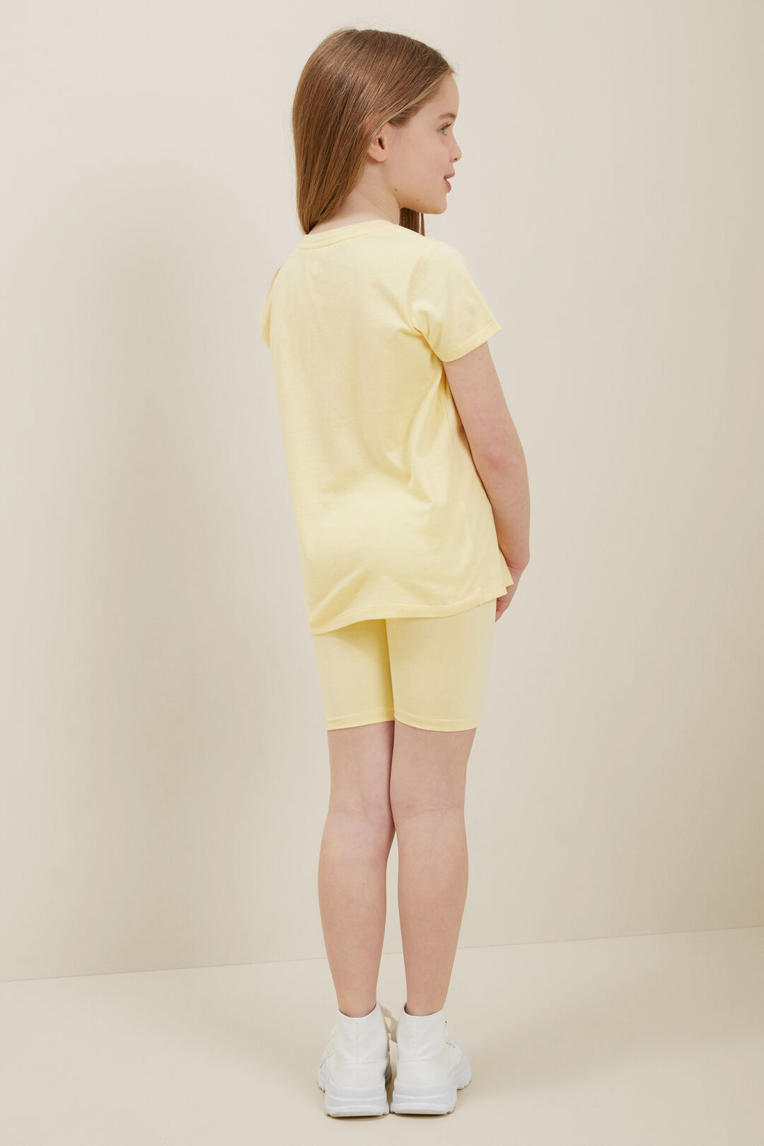 Essential Tee  BUTTERCUP  hi-res