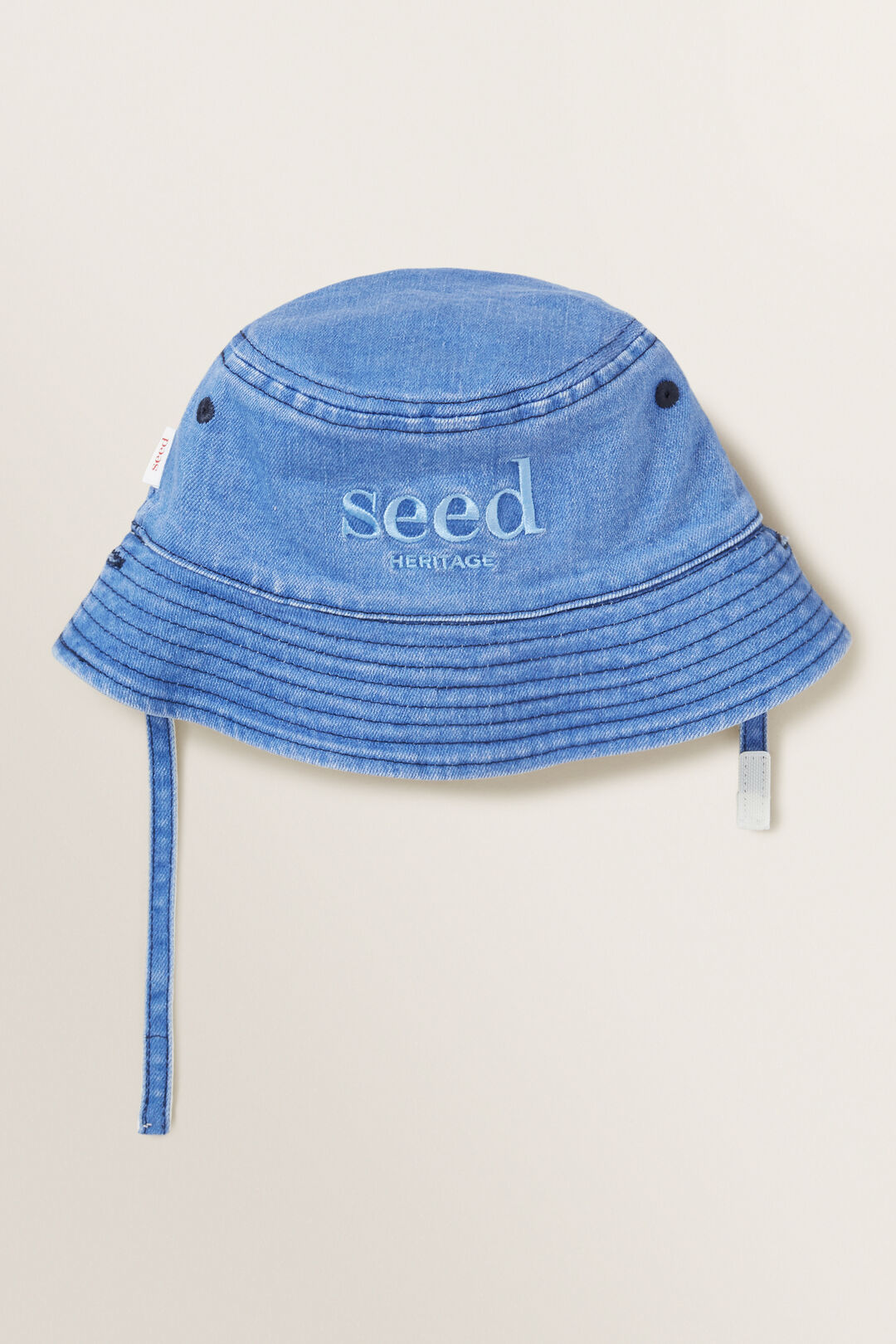 Seed Bucket Hat  CHAMBRAY  hi-res