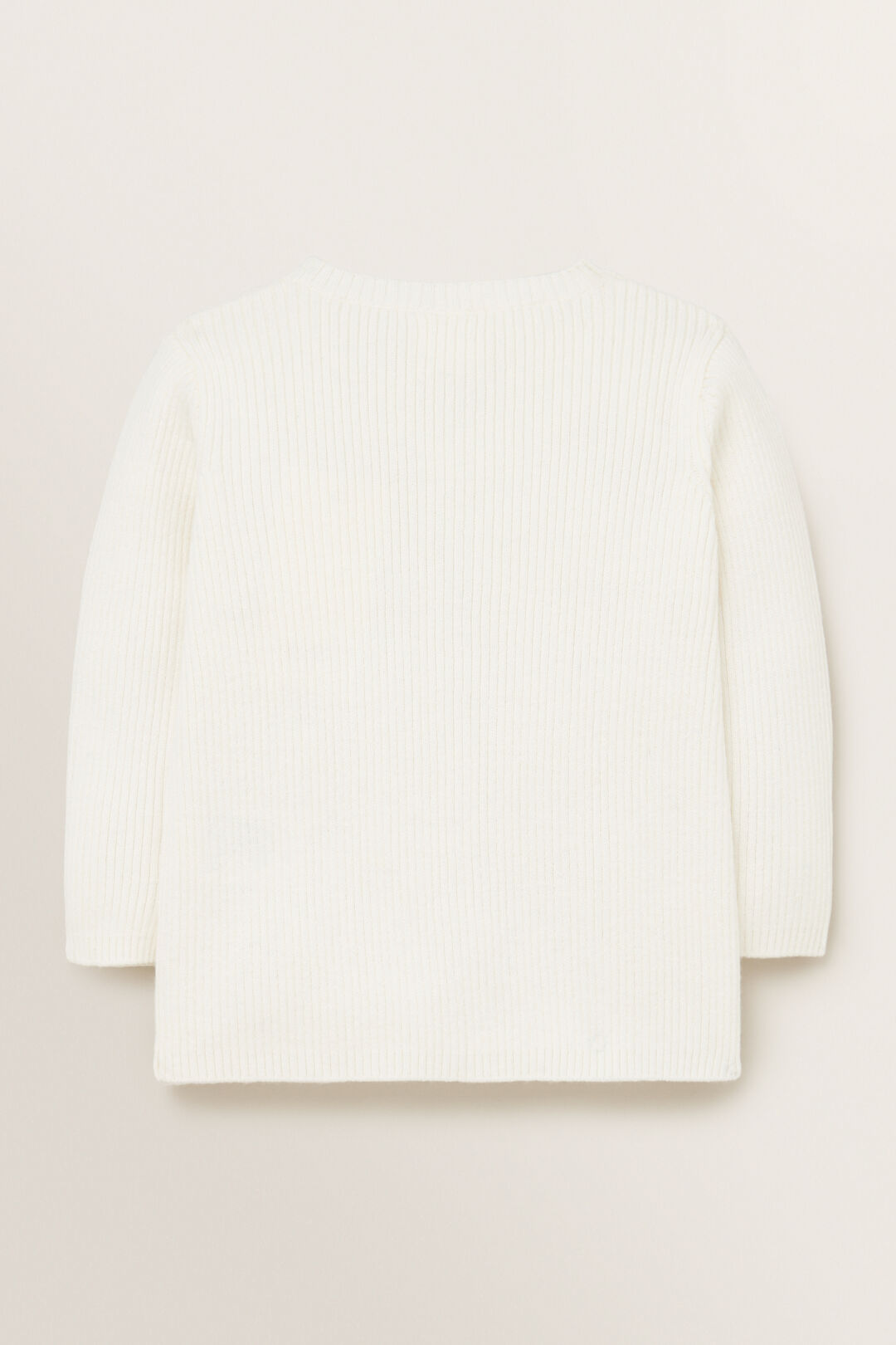 Essential Knitted Cardigan  NB CANVAS  hi-res