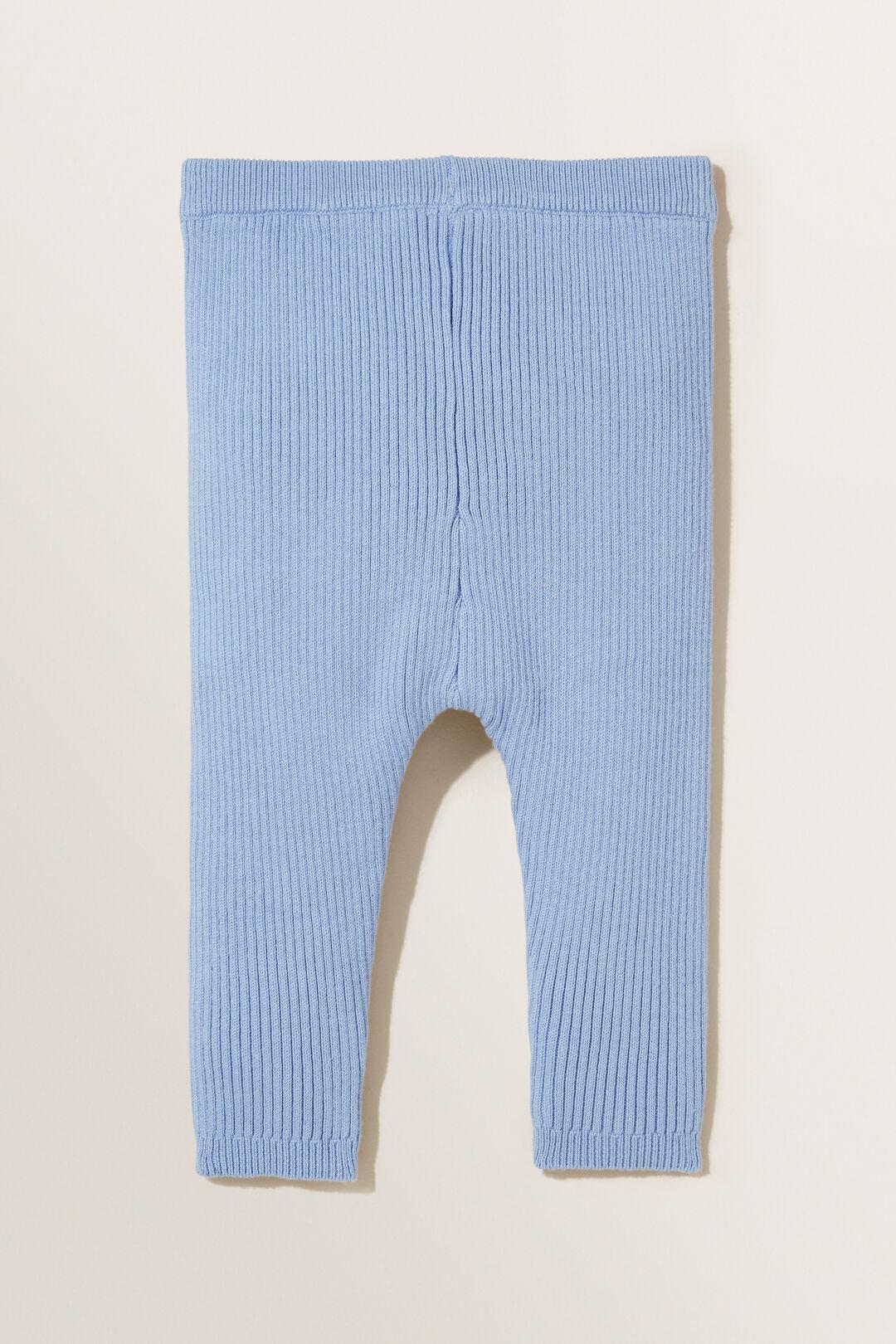 Knit Leggings  BLUEBELL  hi-res