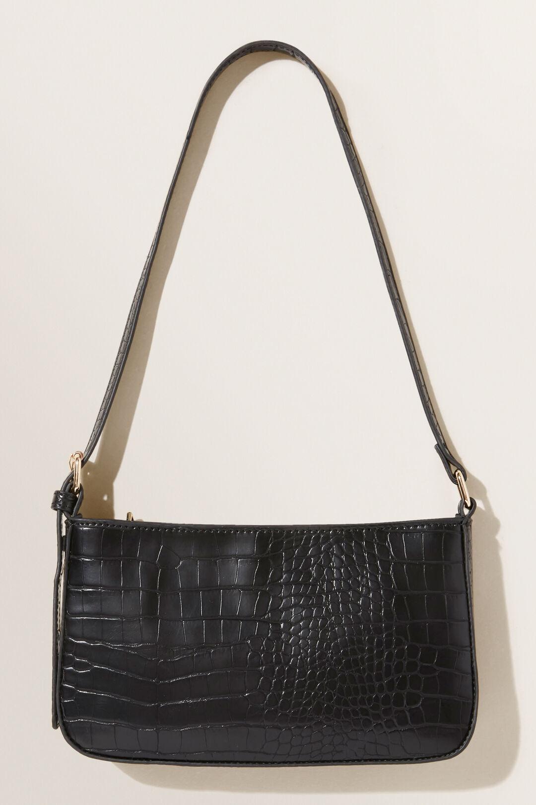 Baguette Shoulder Bag  BLACK  hi-res