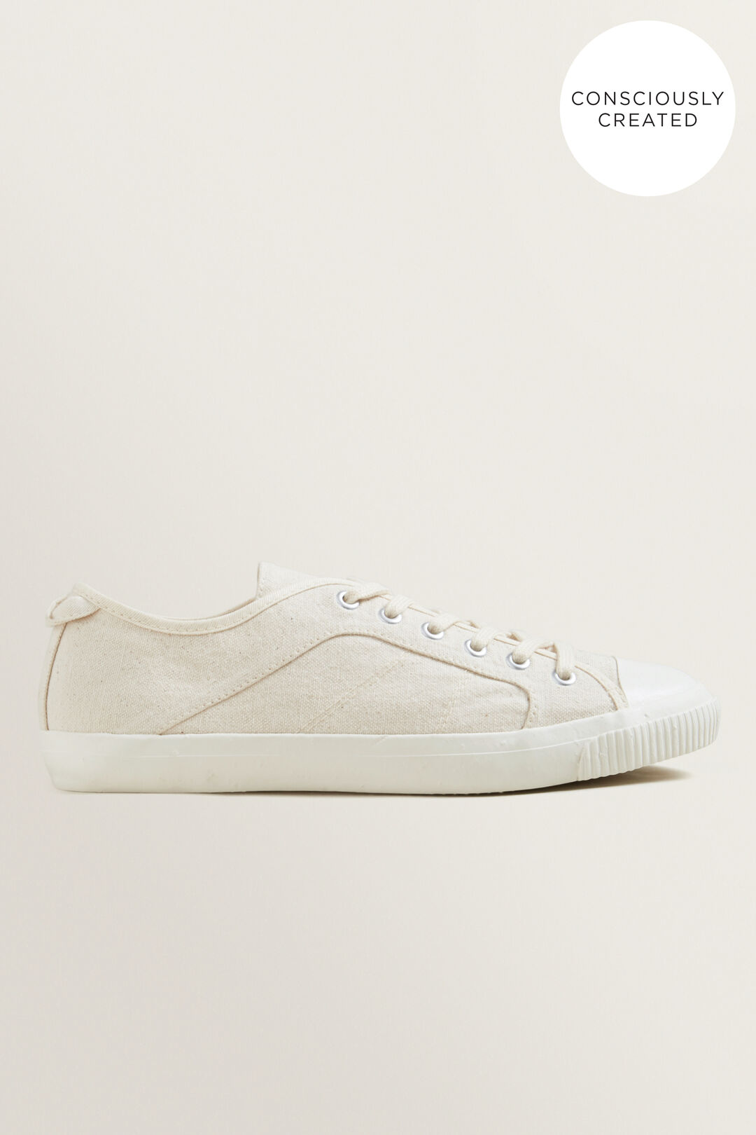 Sustainable Sneaker  NATURAL  hi-res