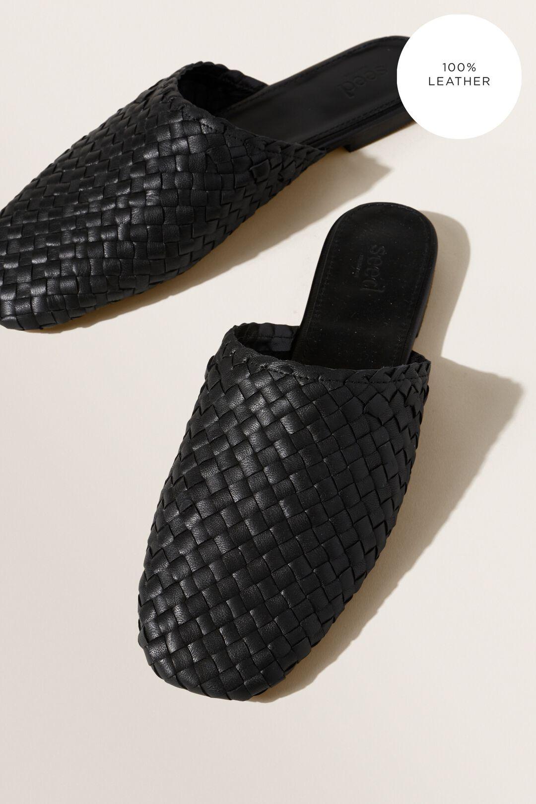 Lee Woven Loafer  BLACK  hi-res
