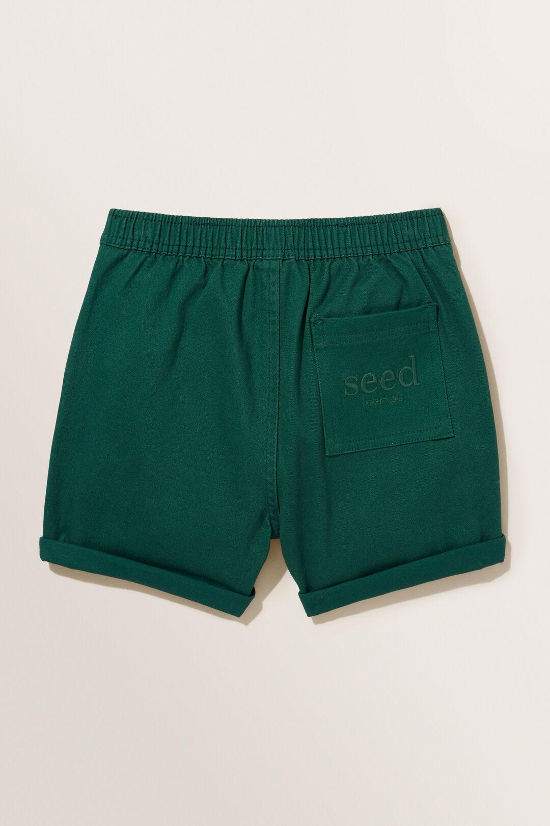 Classic Short  BOTTLE GREEN  hi-res