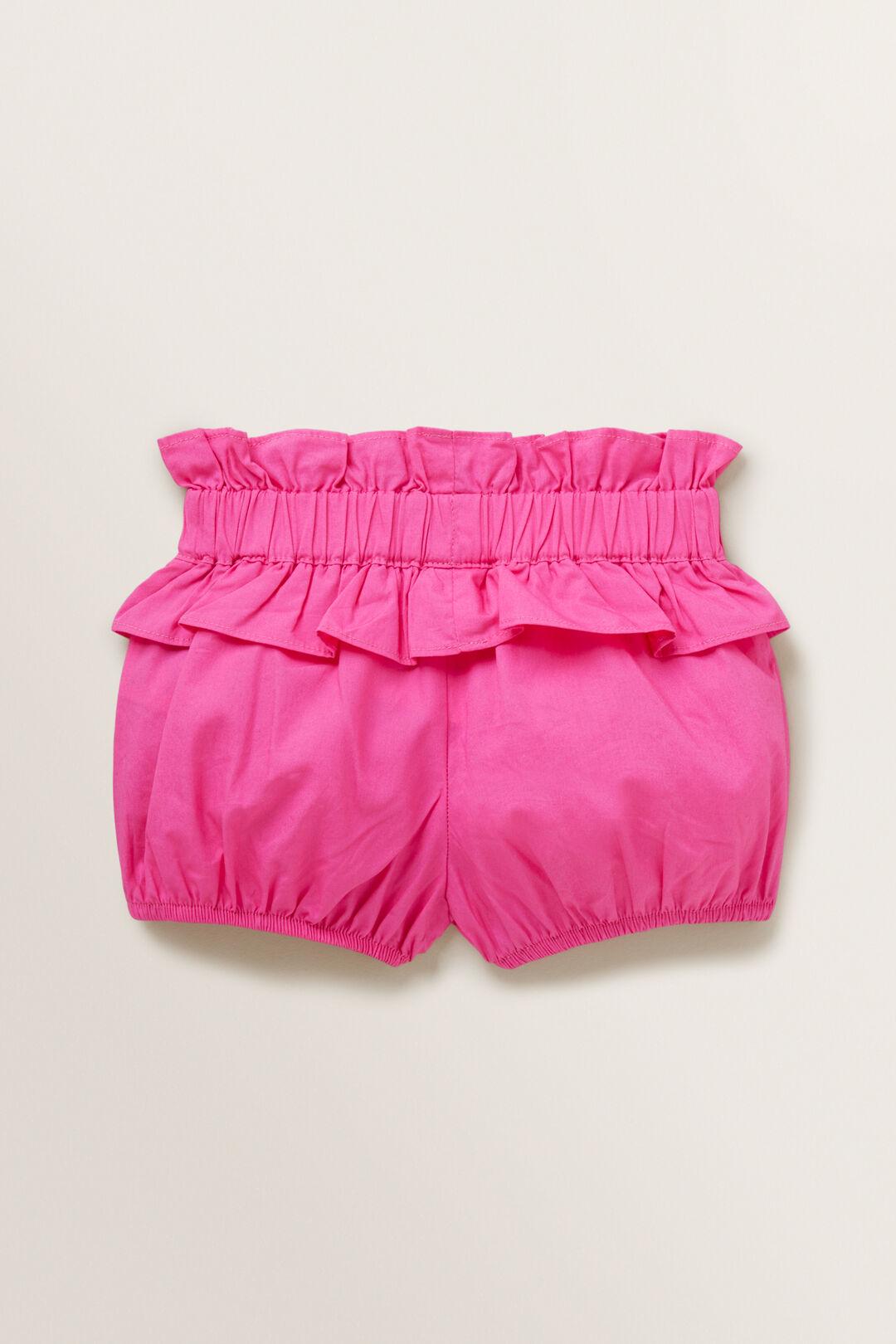 Frill Shorts  FUCHSIA  hi-res
