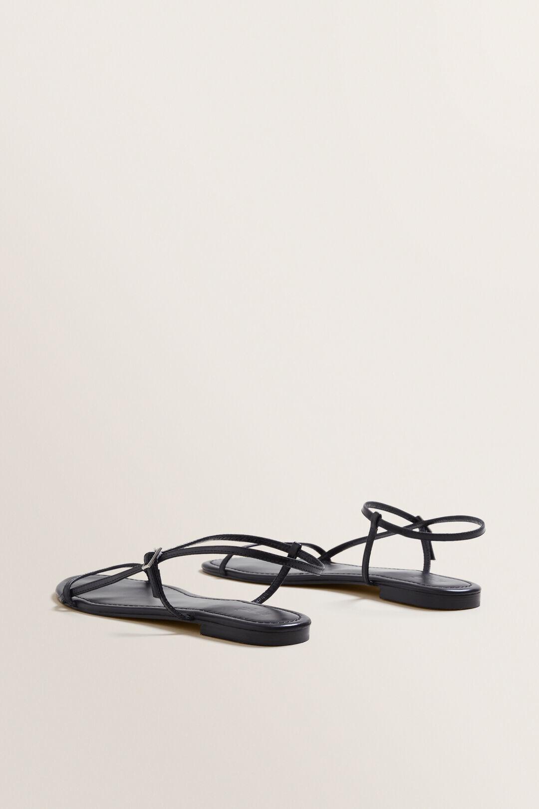 Jenny Sandal  BLACK  hi-res