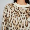 Hairy Ocelot Sweater  OCELOT  hi-res