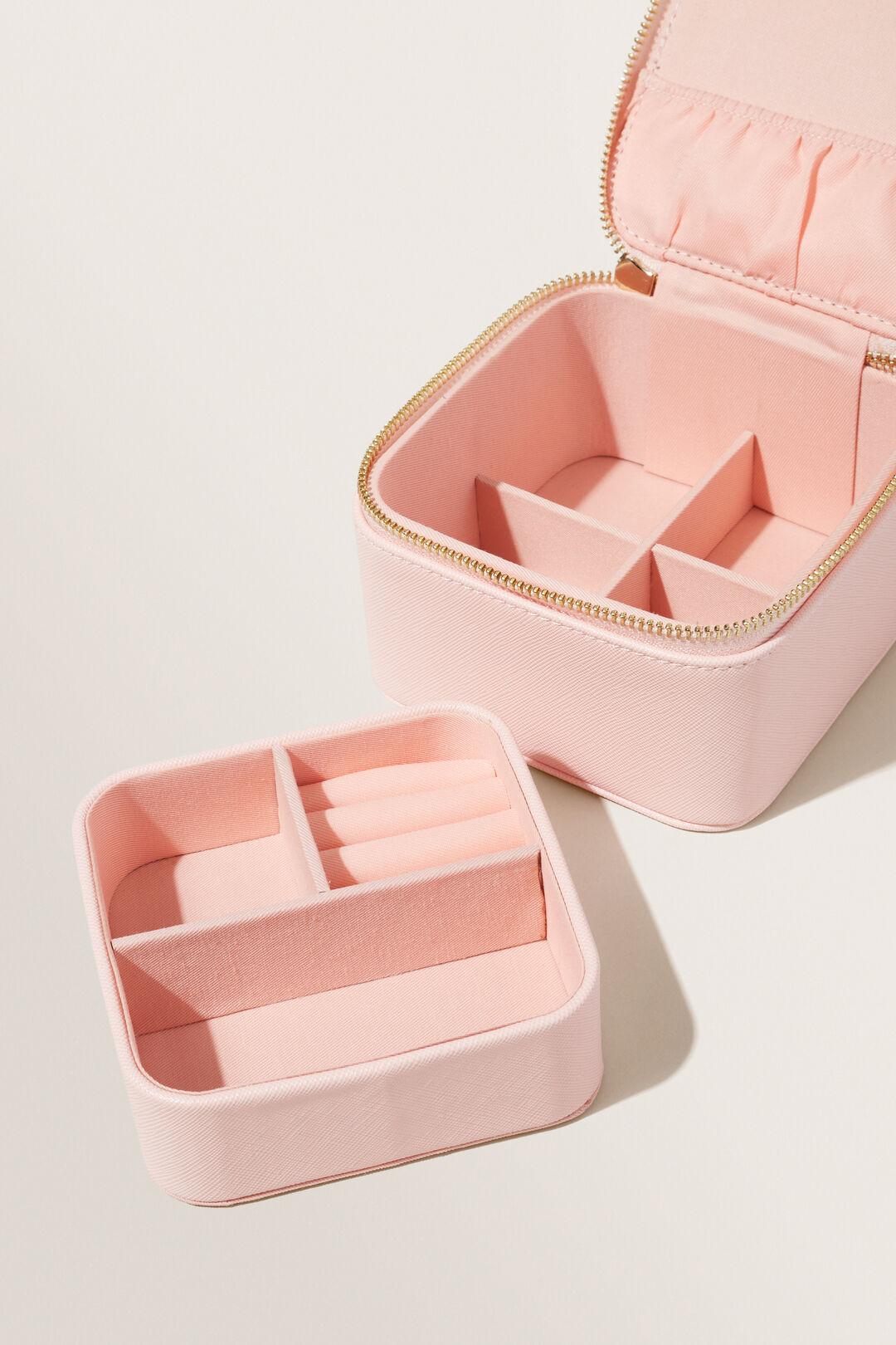 Large Jewellery Case  ASH PINK  hi-res