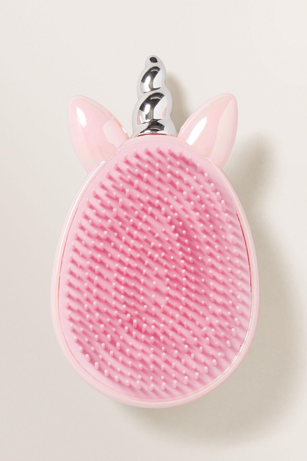 Unicorn Hair Brush  MULTI  hi-res
