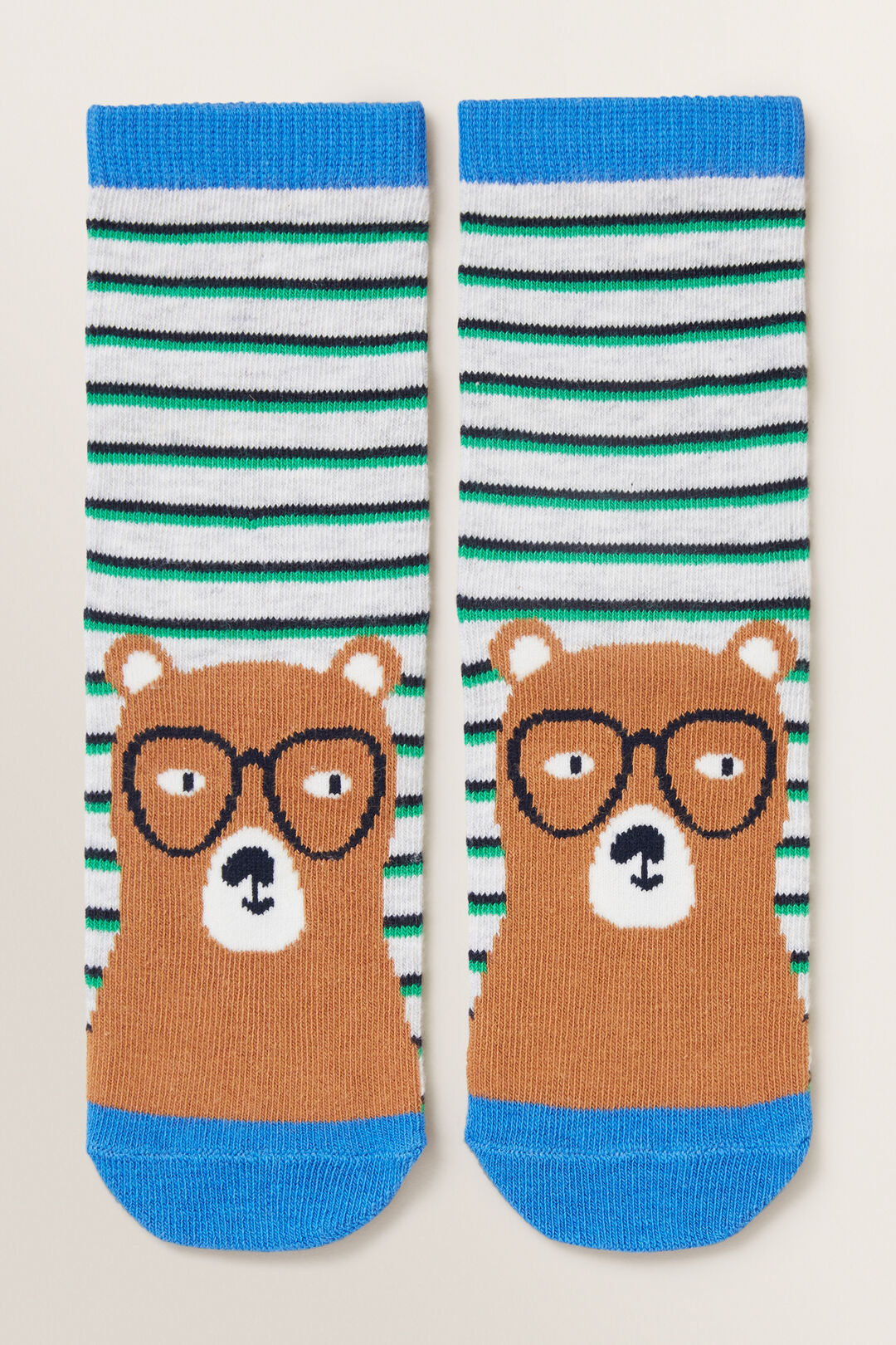 Bear Socks  MULTI  hi-res