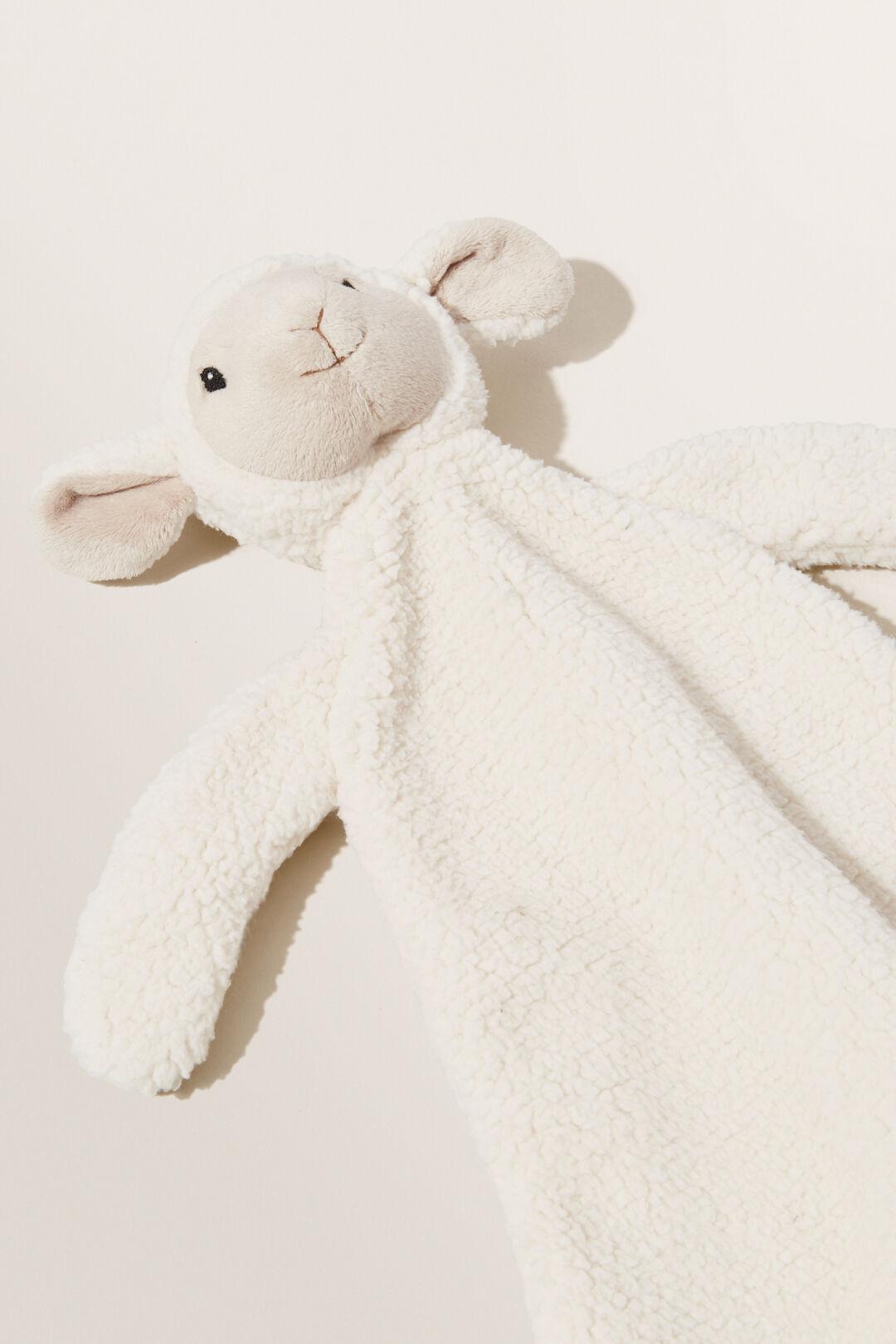 Huchy Coochie Sheep Comforter  CREAM  hi-res