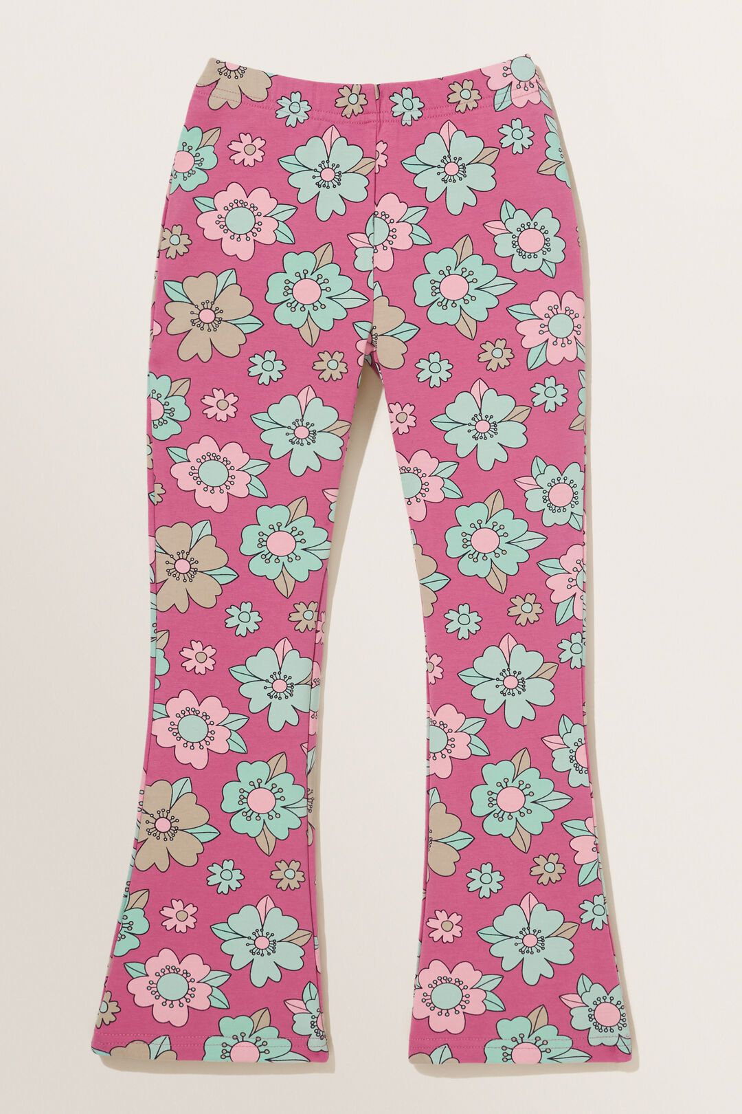 Floral Flare  BERRY  hi-res