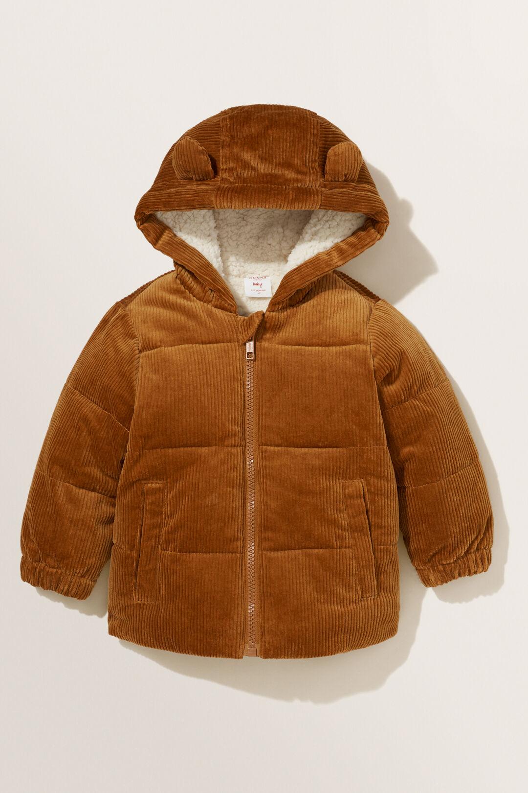 Corduroy Jacket  GINGERBREAD  hi-res