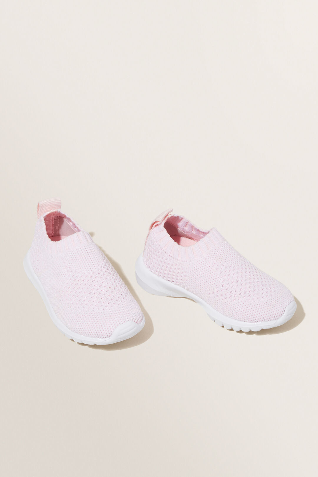 Knit Sneaker  DUSTY ROSE  hi-res