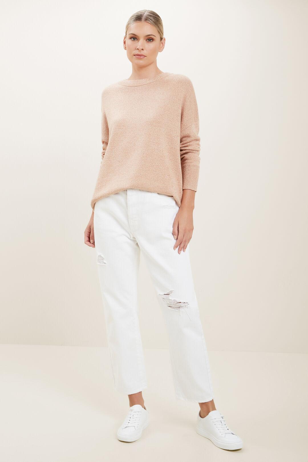 Easy  Marle  Sweater  PERU TWIST  hi-res