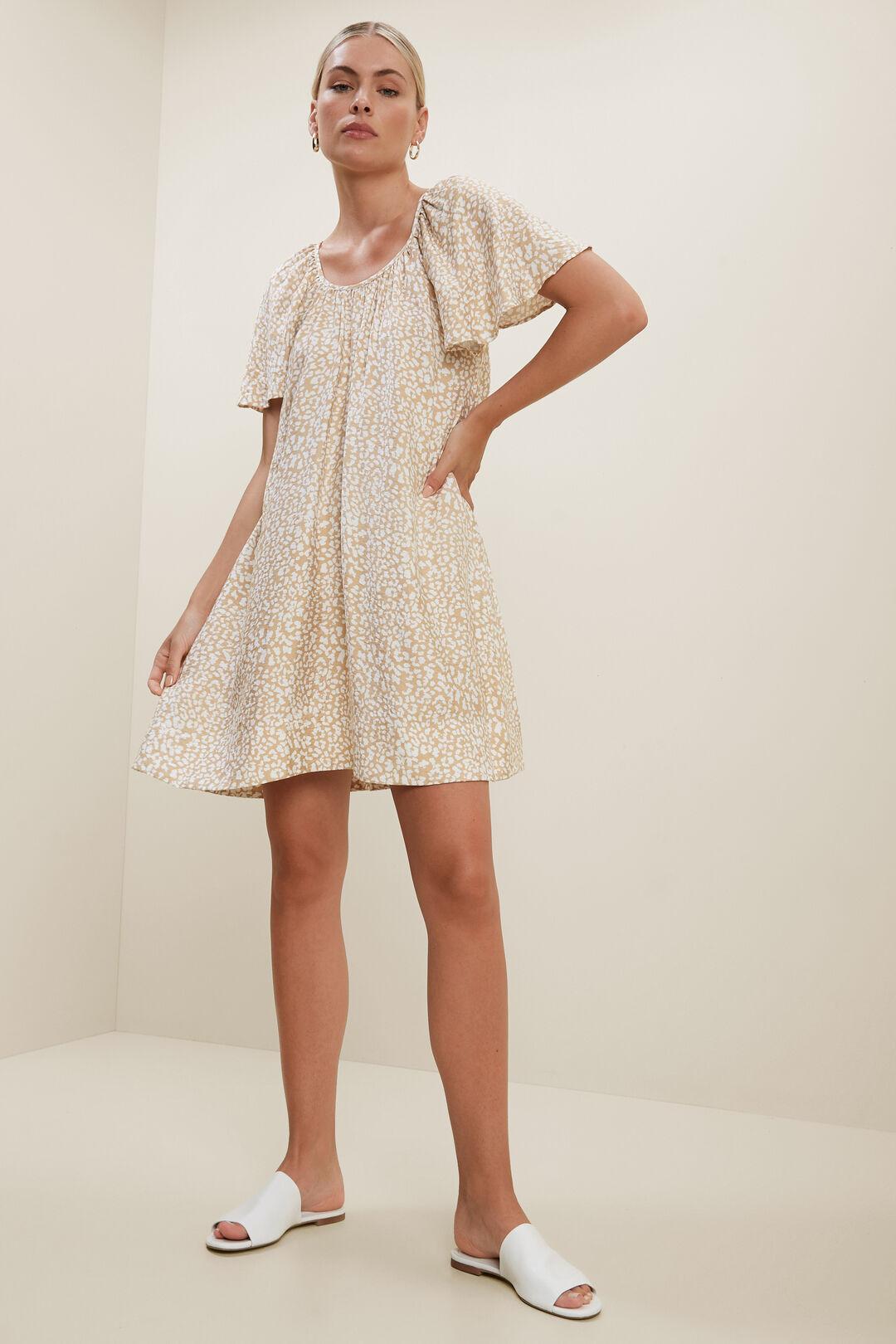 Ocelot Swing Mini Dress  OCELOT  hi-res
