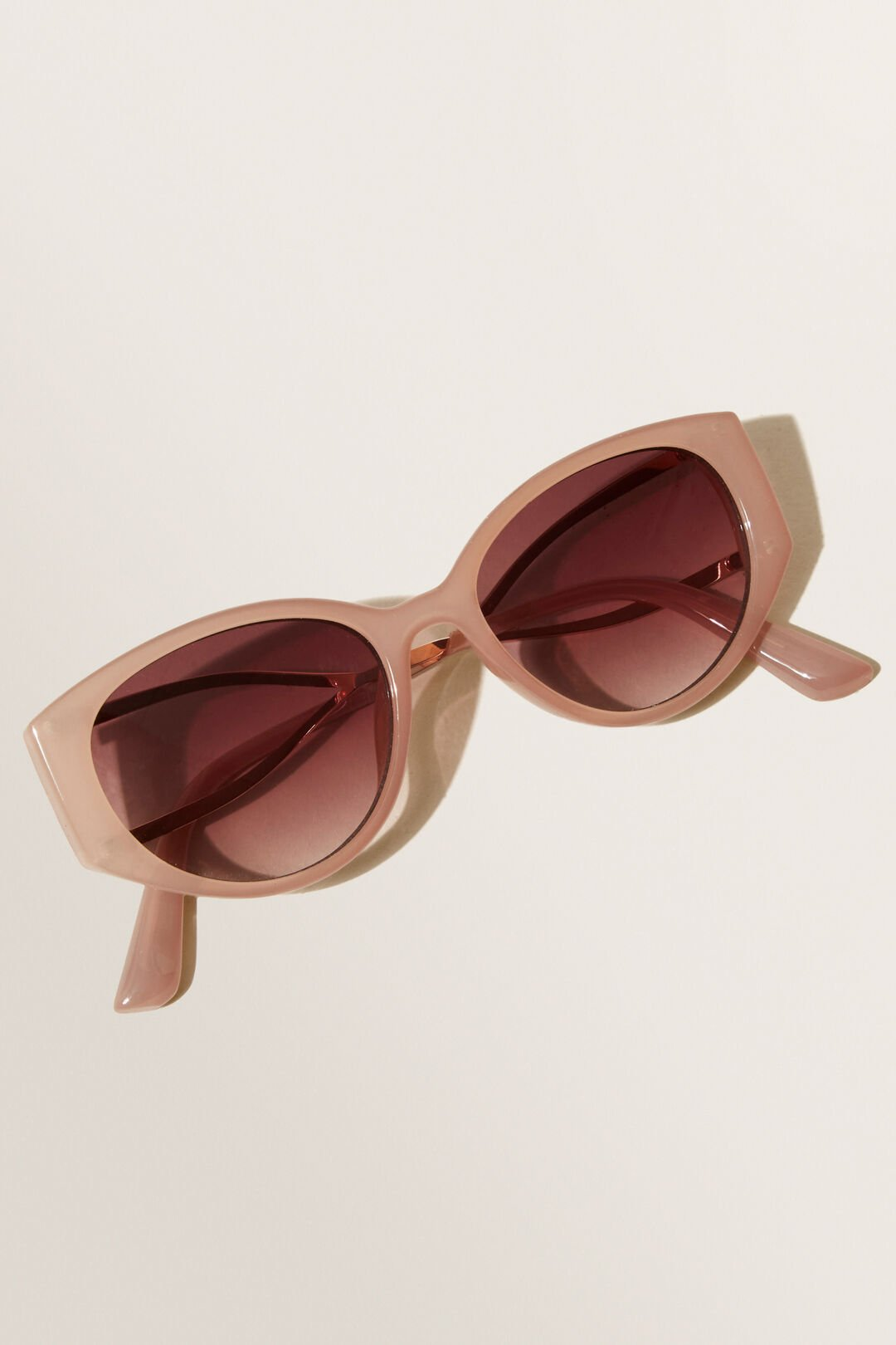 Leah Detail Sunglasses  BLUSH  hi-res