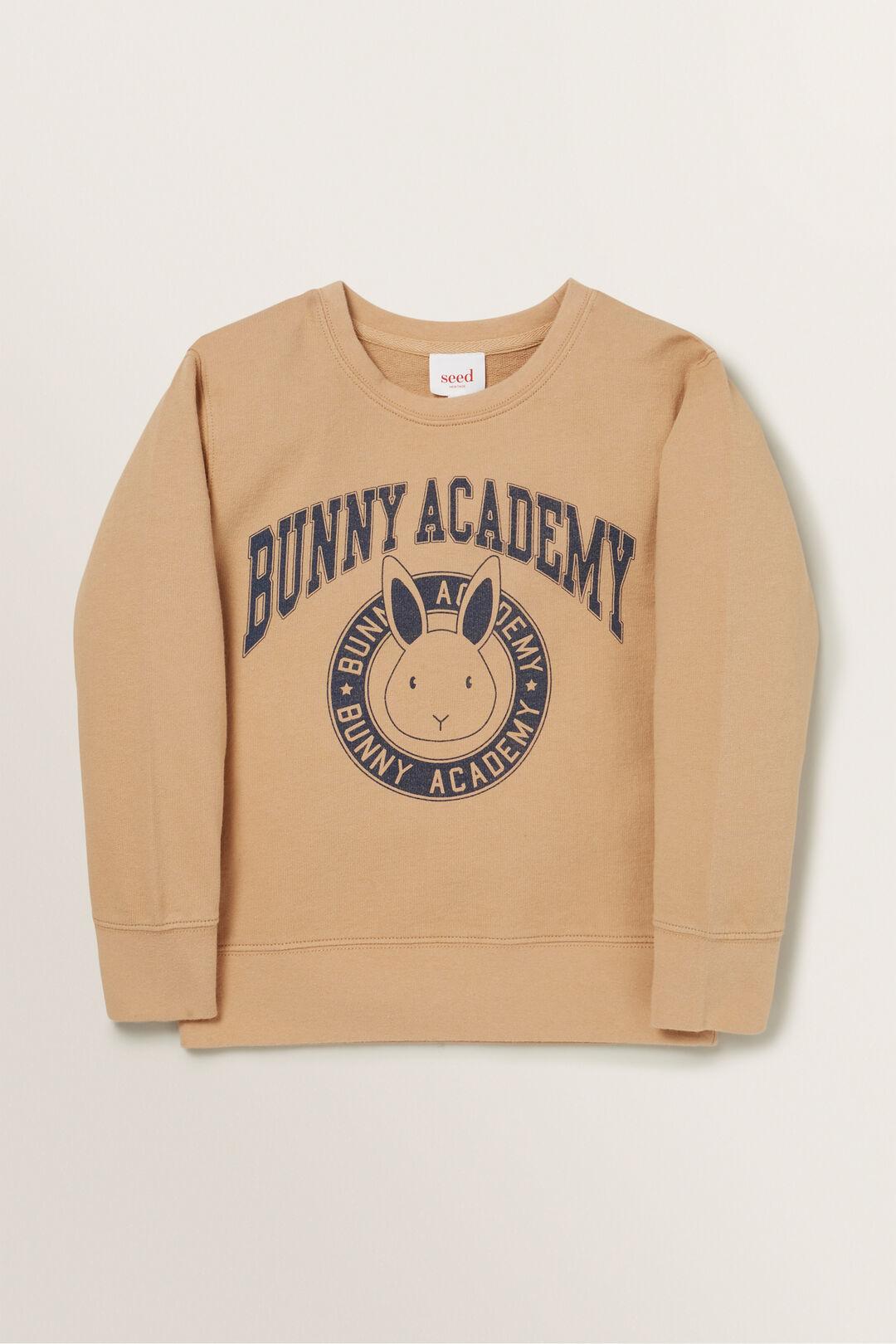 Bunny Academy Windcheater  LATTE  hi-res