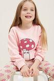Mushroom Sweater  DUSTY ROSE  hi-res