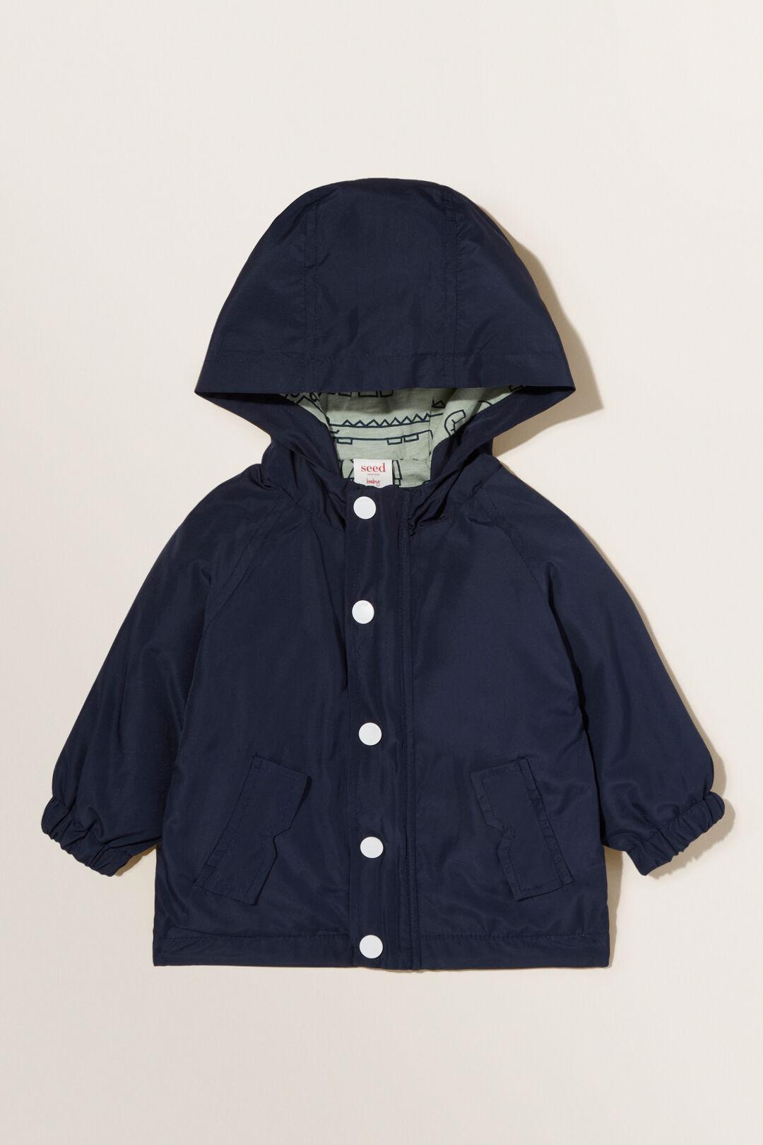 Spray Jacket  MIDNIGHT BLUE  hi-res