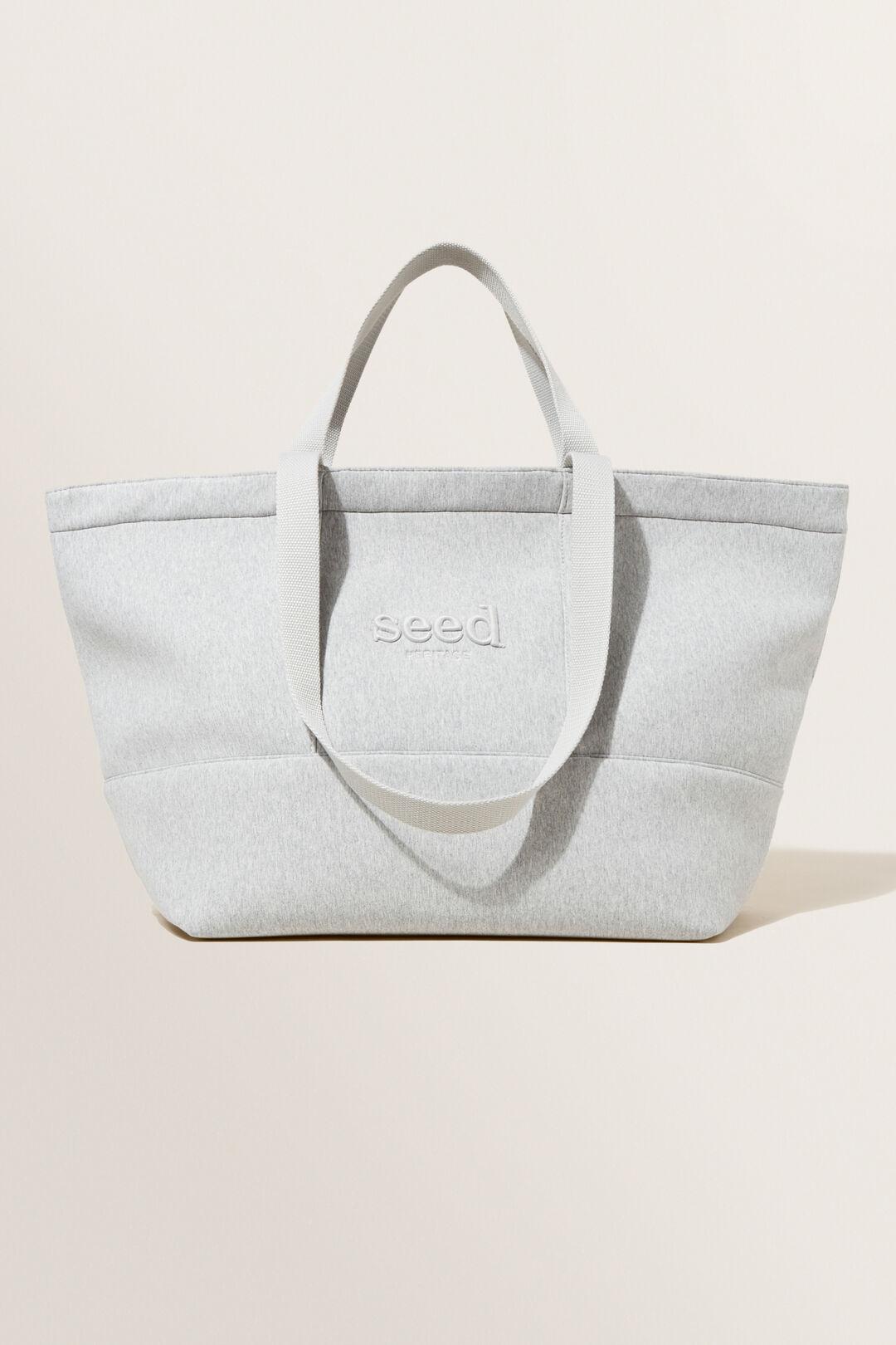 Jersey Overnight Bag  GREY MARLE  hi-res