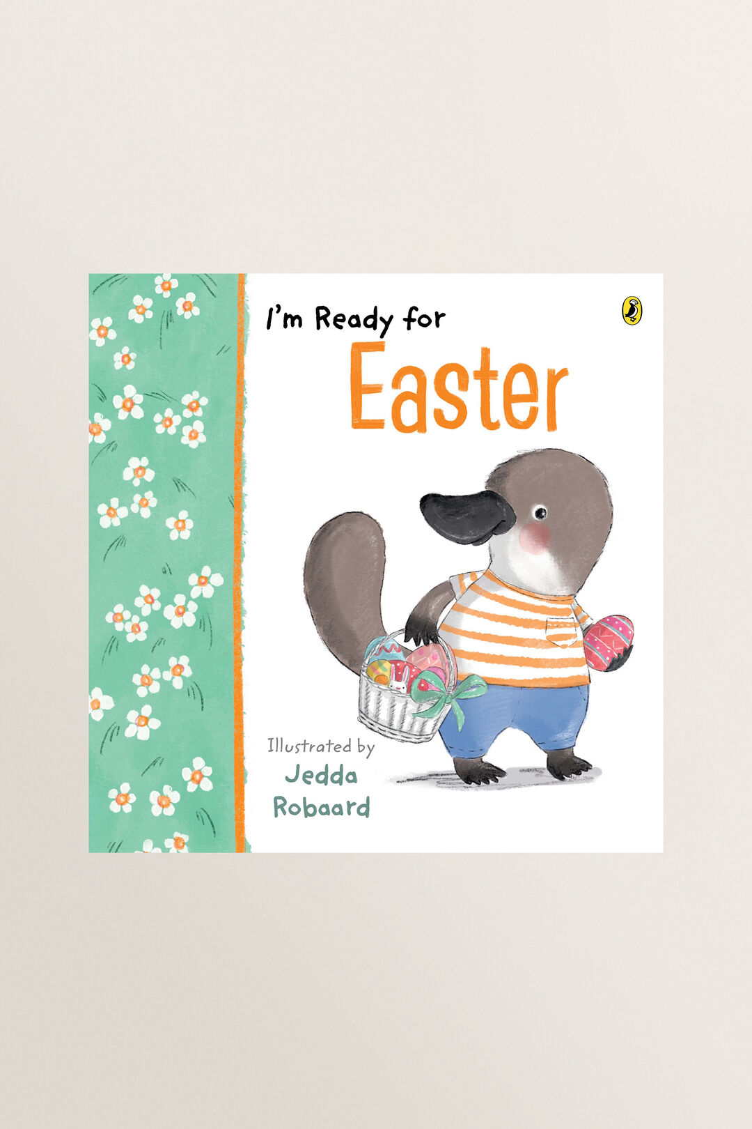 Im Ready For Easter Book  MULTI  hi-res