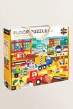 Construction Floor Puzzle  MULTI  hi-res