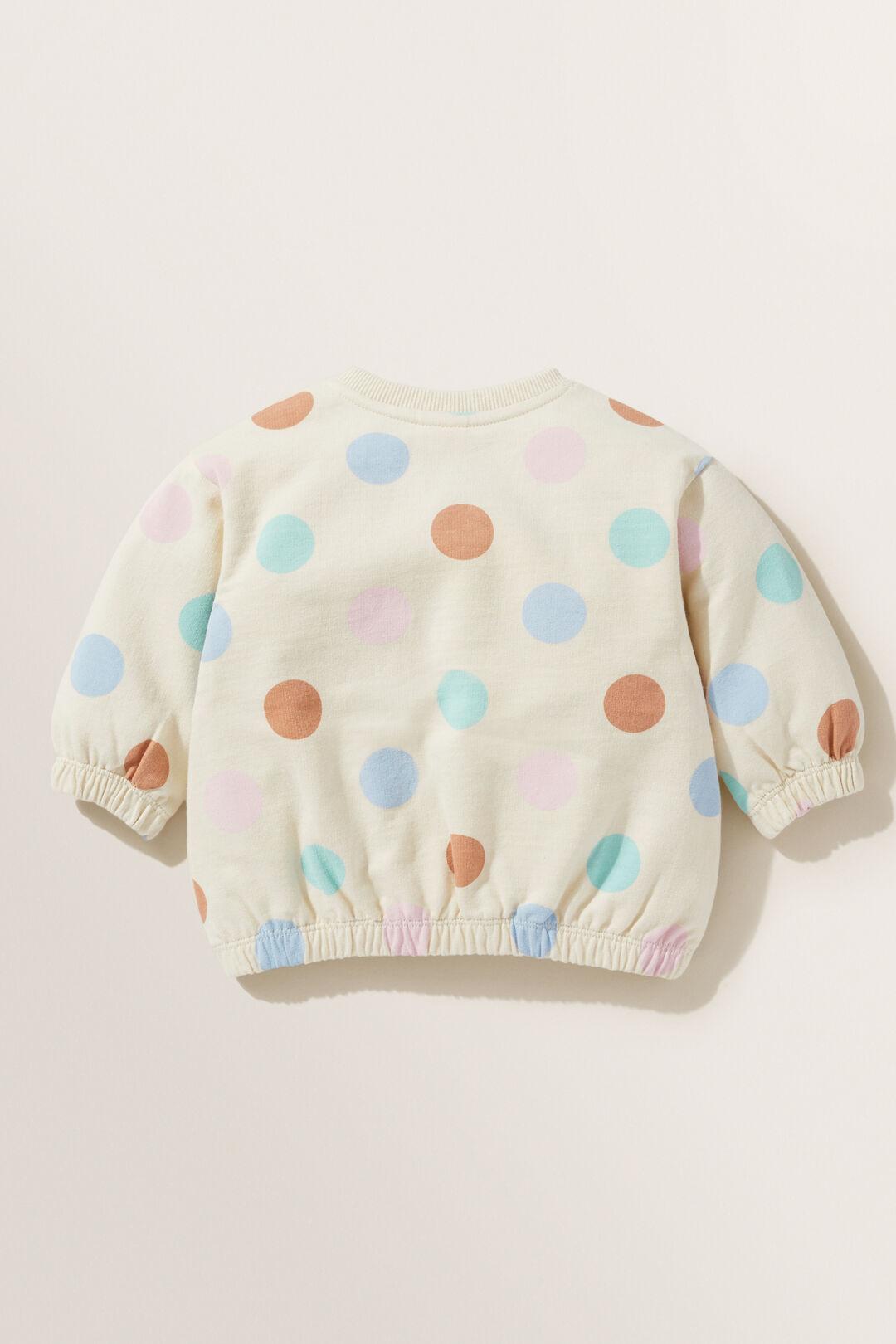 Spot Sweater  NATURAL  hi-res