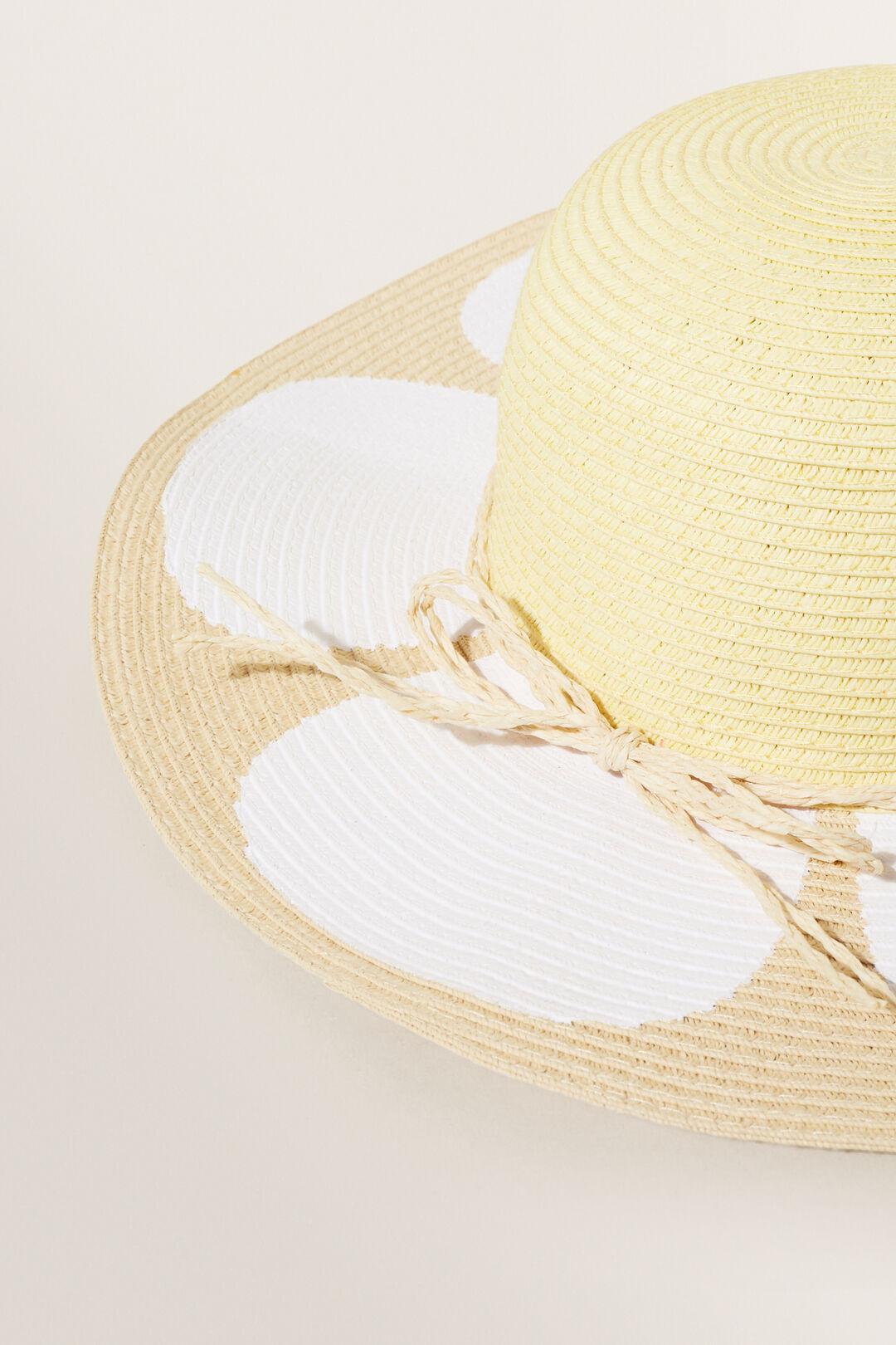 Daisy Floppy Hat  MULTI  hi-res