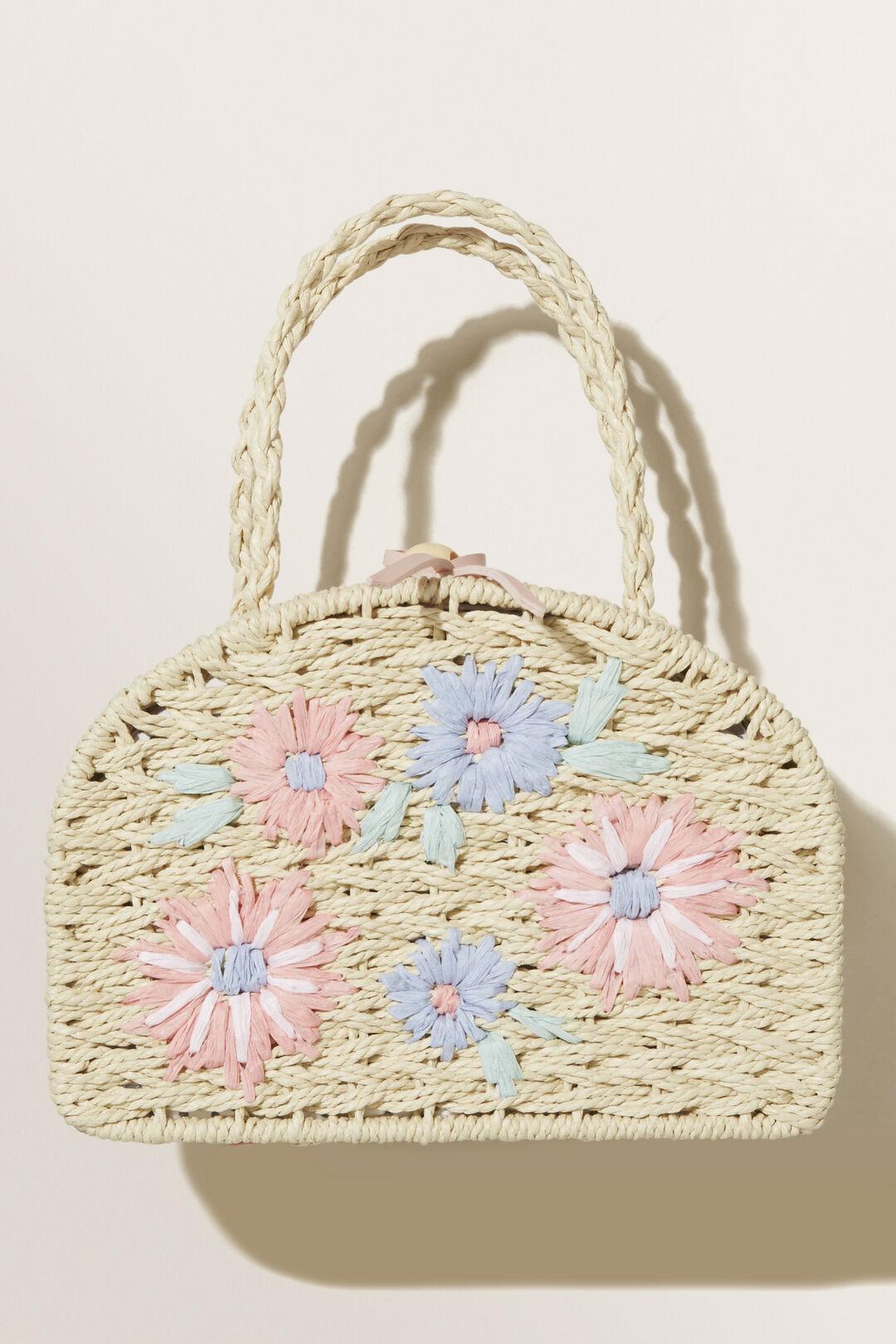Floral Convertible Backpack  MULTI  hi-res