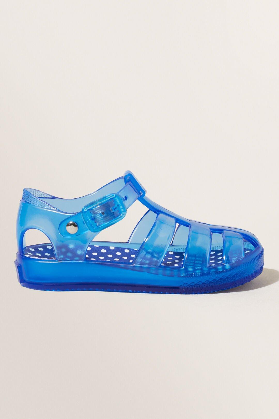 Jelly Cage Sandal  BLUE  hi-res