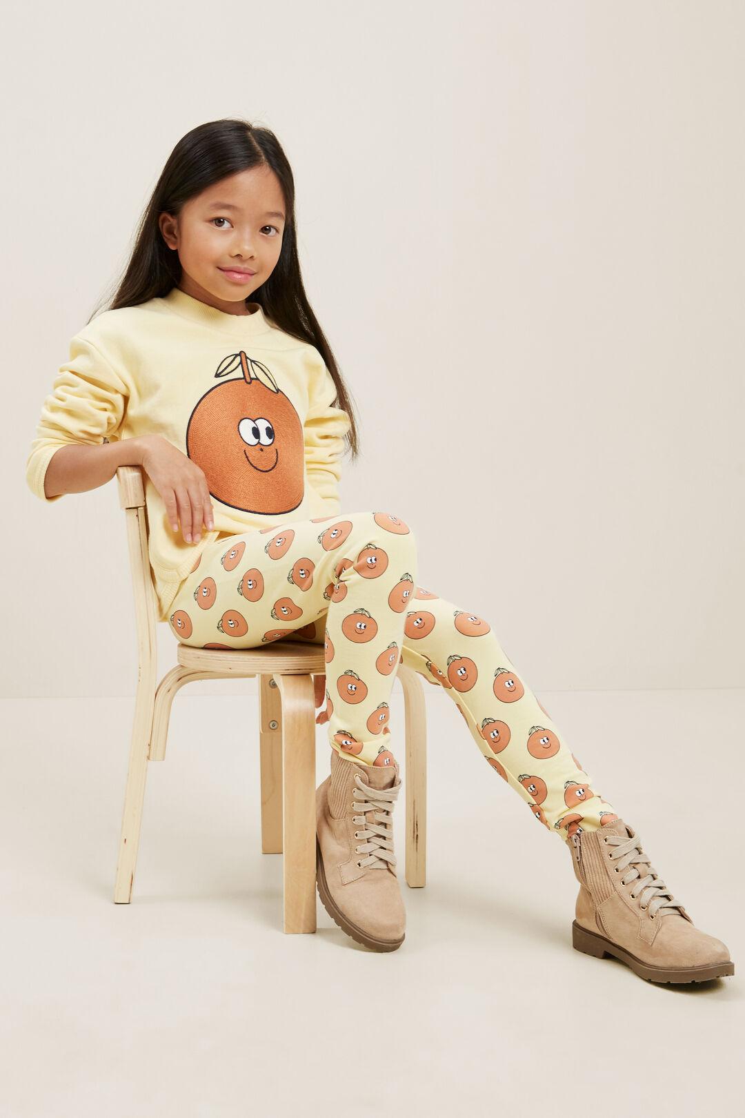 Orange Sweater  BUTTERCUP  hi-res